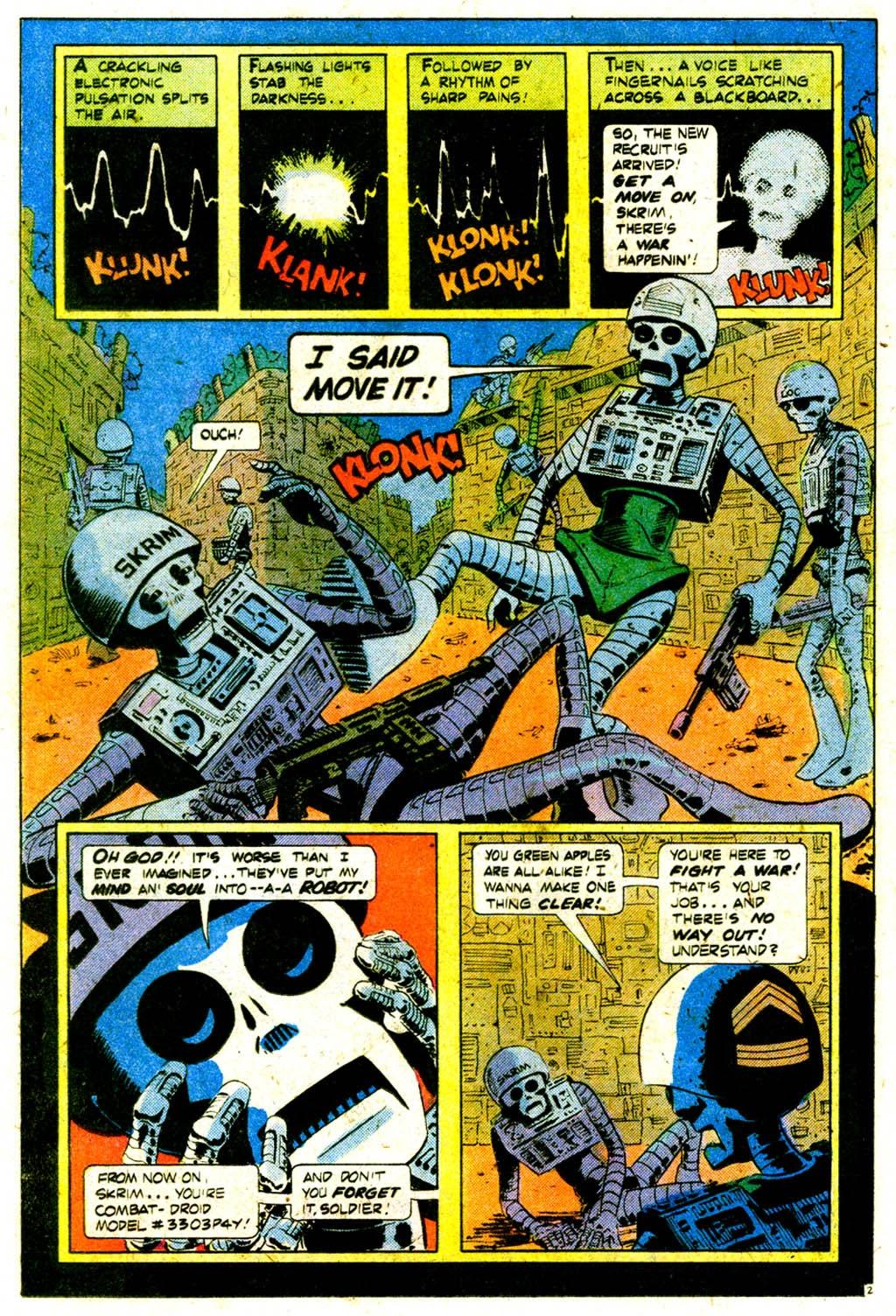 Read online Sgt. Rock comic -  Issue #316 - 26