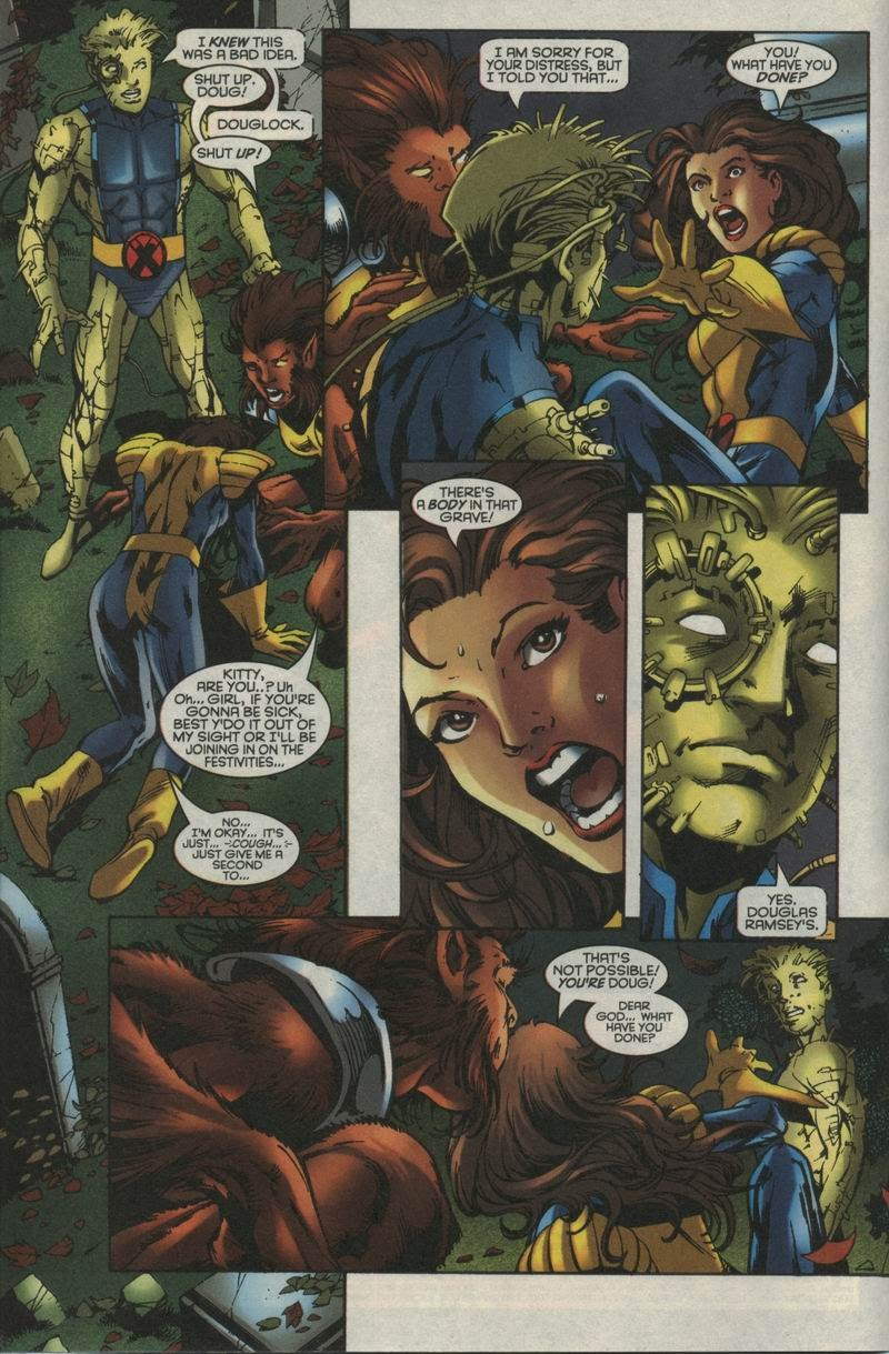 Excalibur (1988) issue 105 - Page 3