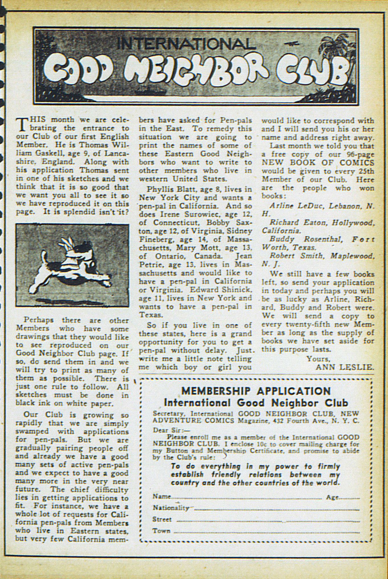 Read online Adventure Comics (1938) comic -  Issue #17 - 32