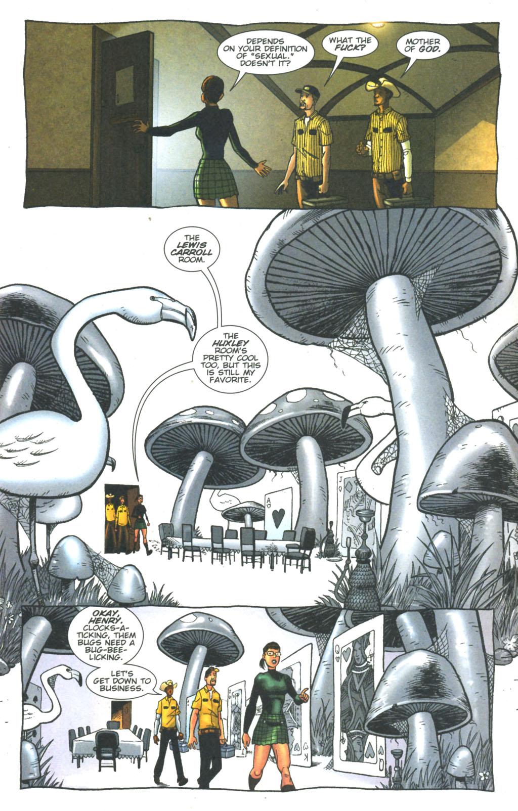 Read online The Exterminators comic -  Issue #6 - 11