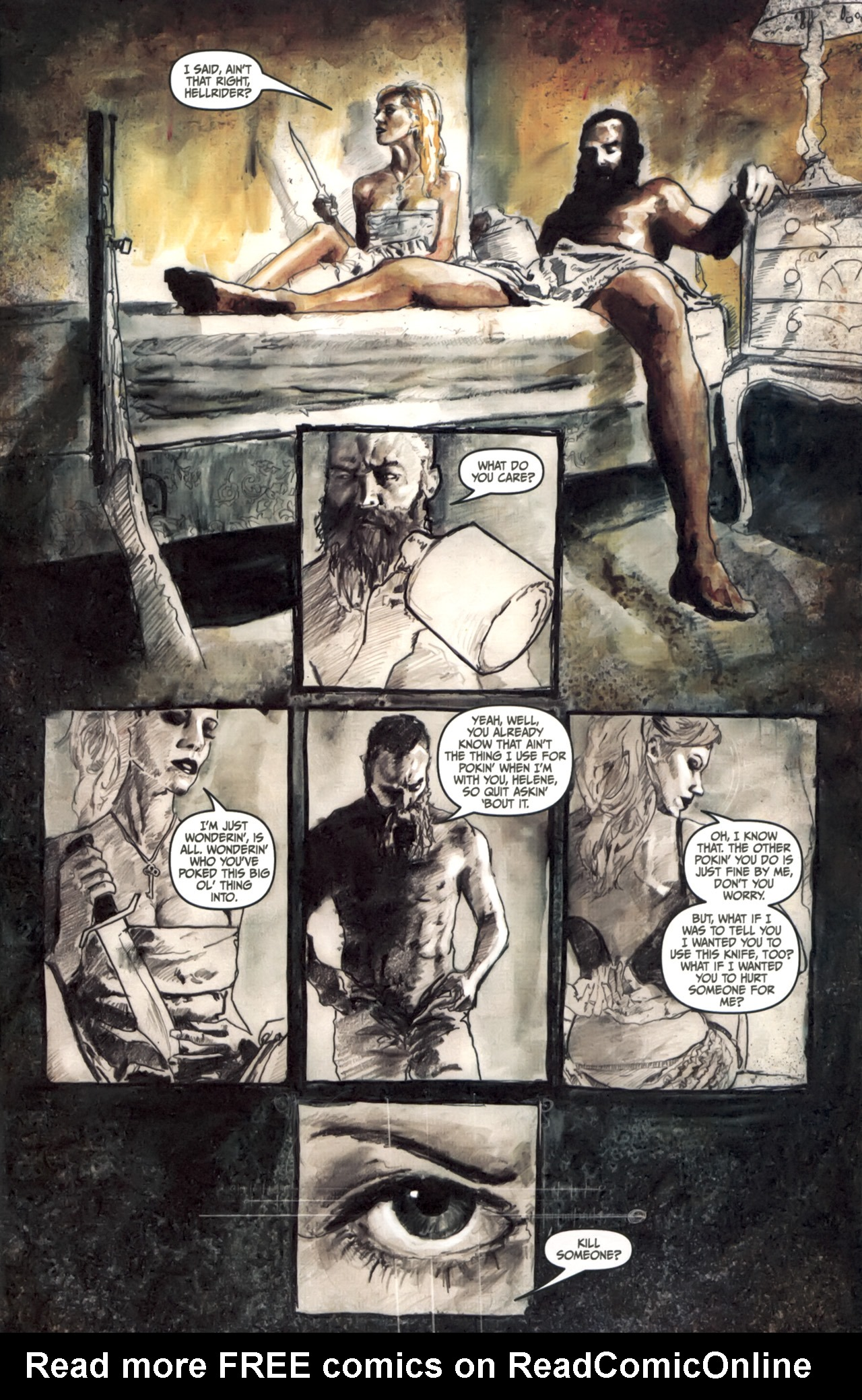 Read online Silent Hill: Past Life comic -  Issue #3 - 5