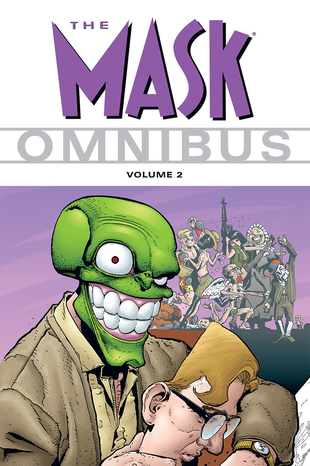 The Mask Omnibus issue TPB 2 - Page 1