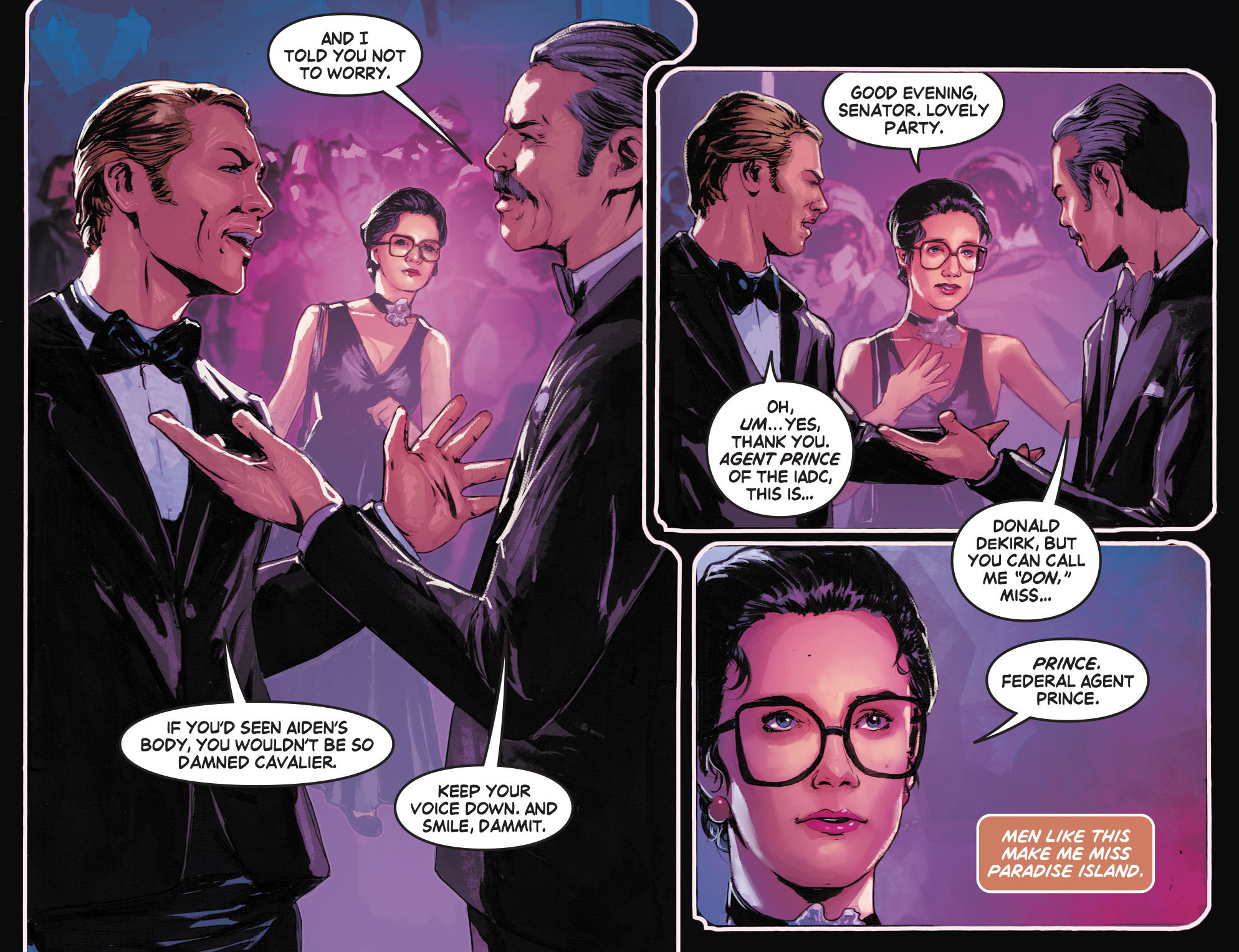 Read online Wonder Woman '77 [I] comic -  Issue #10 - 18