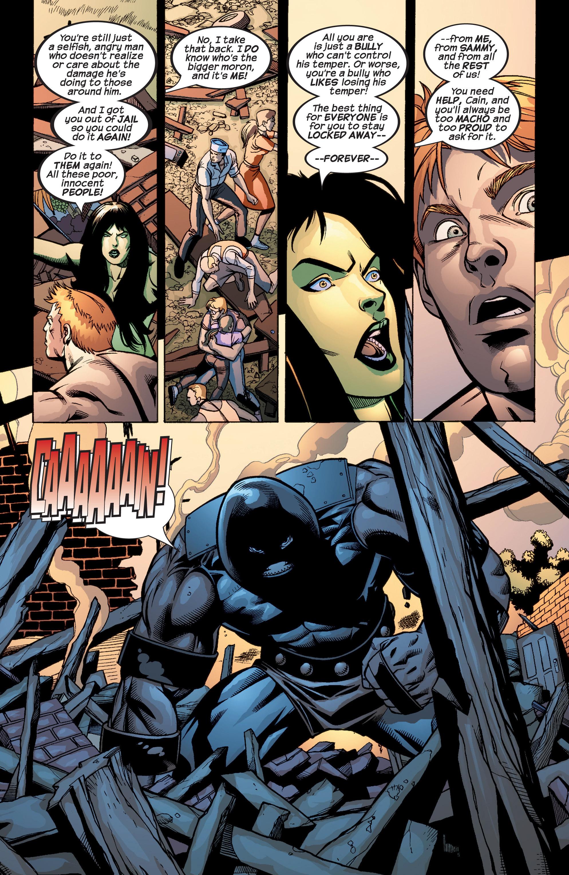 Read online Uncanny X-Men (1963) comic -  Issue #436 - 16