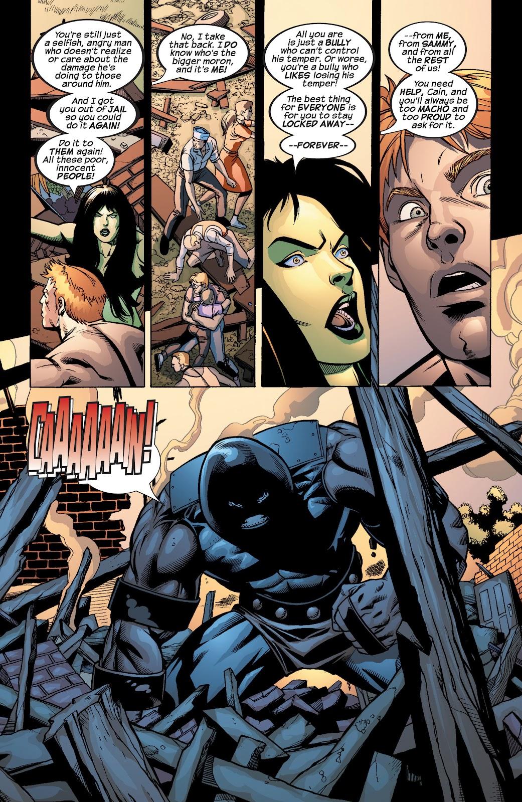 Uncanny X-Men (1963) issue 436 - Page 16