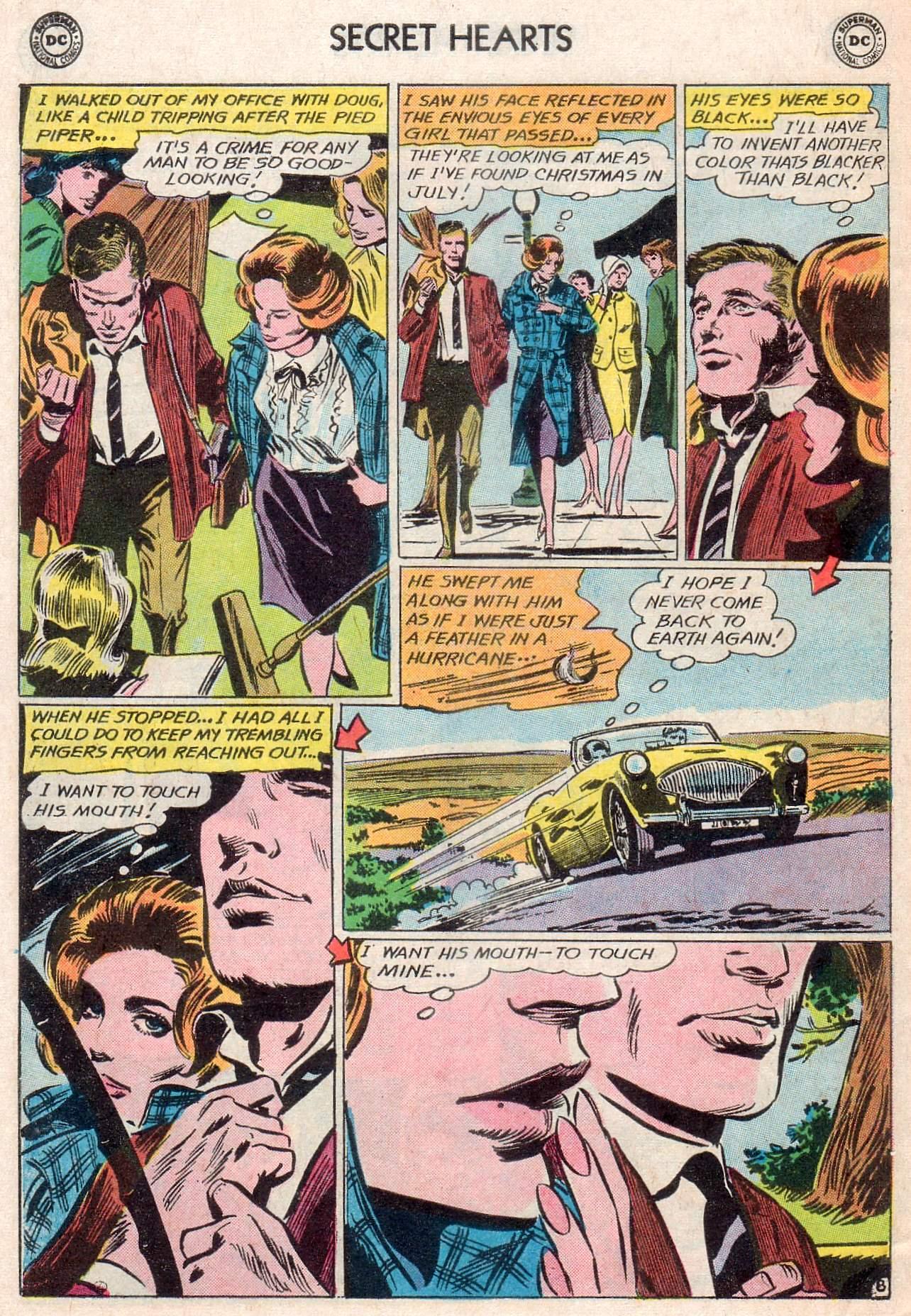 Read online Secret Hearts comic -  Issue #107 - 10