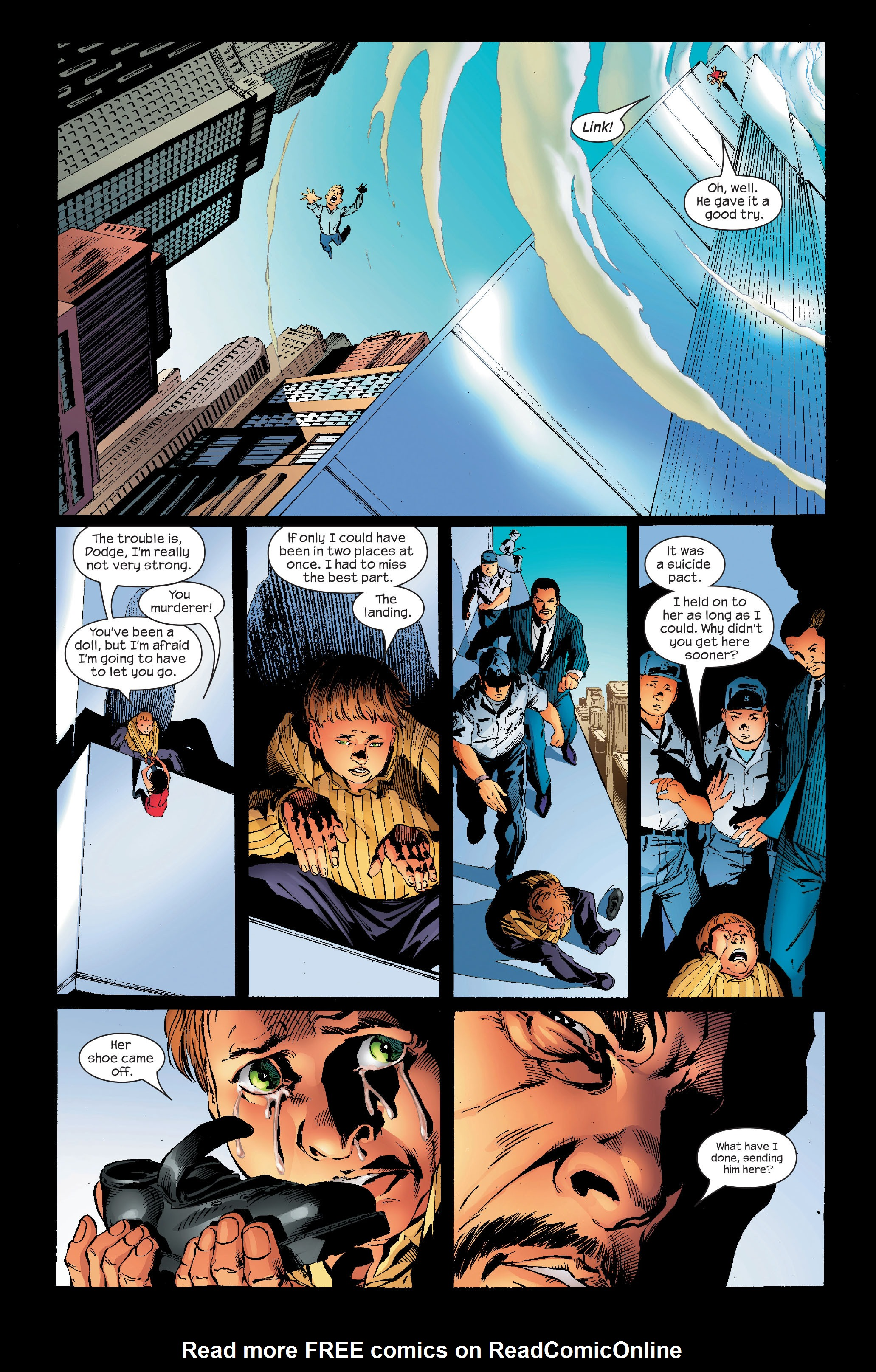 Read online Ultimate Iron Man (2005) comic -  Issue #4 - 21