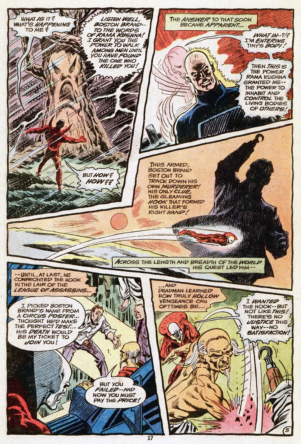 Read online Adventure Comics (1938) comic -  Issue #459 - 19