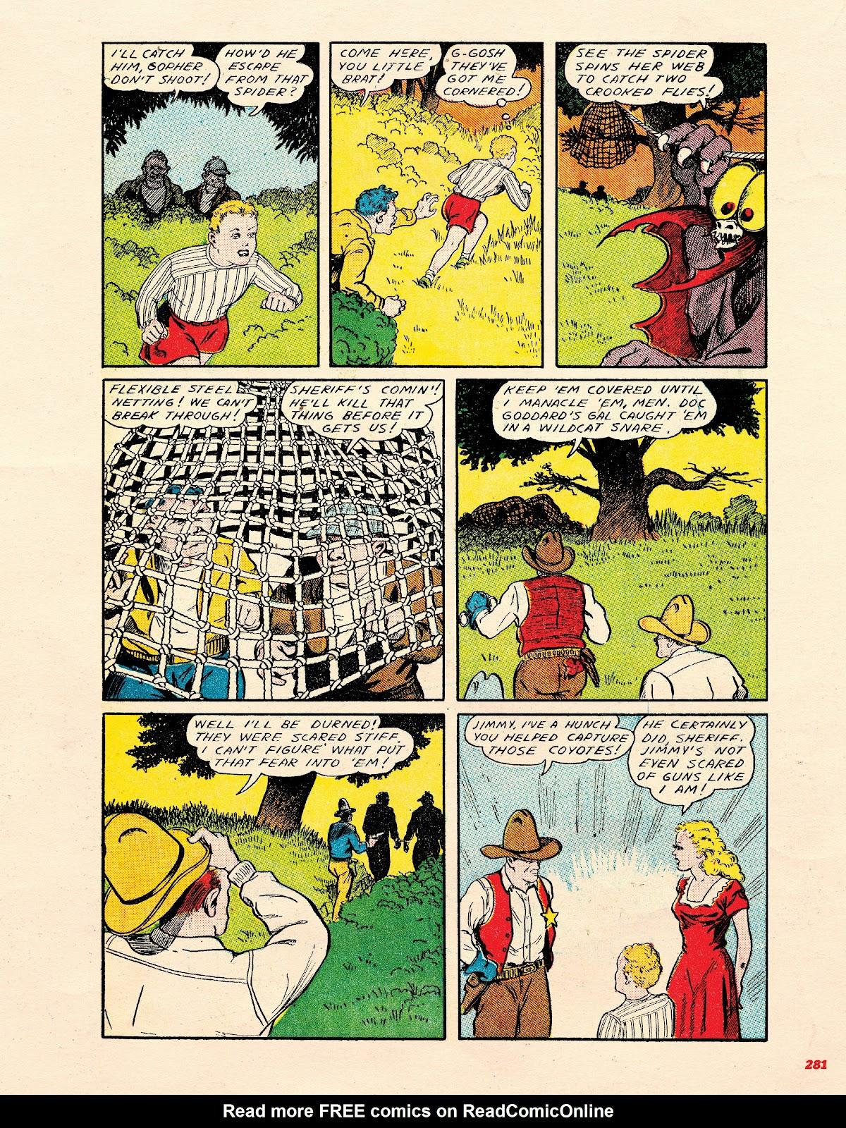 Read online Super Weird Heroes comic -  Issue # TPB 2 (Part 3) - 81