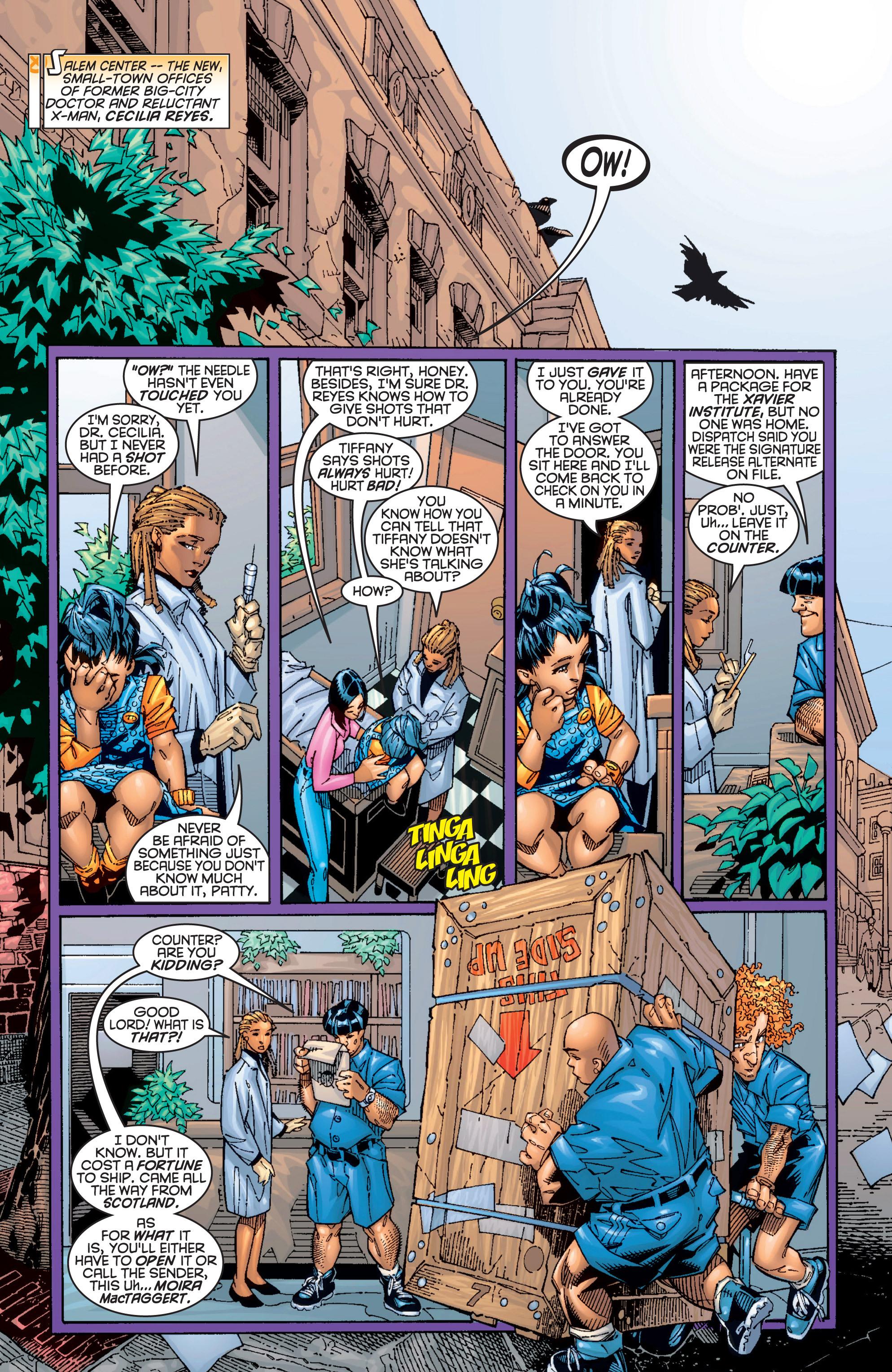 Read online Uncanny X-Men (1963) comic -  Issue #362 - 7