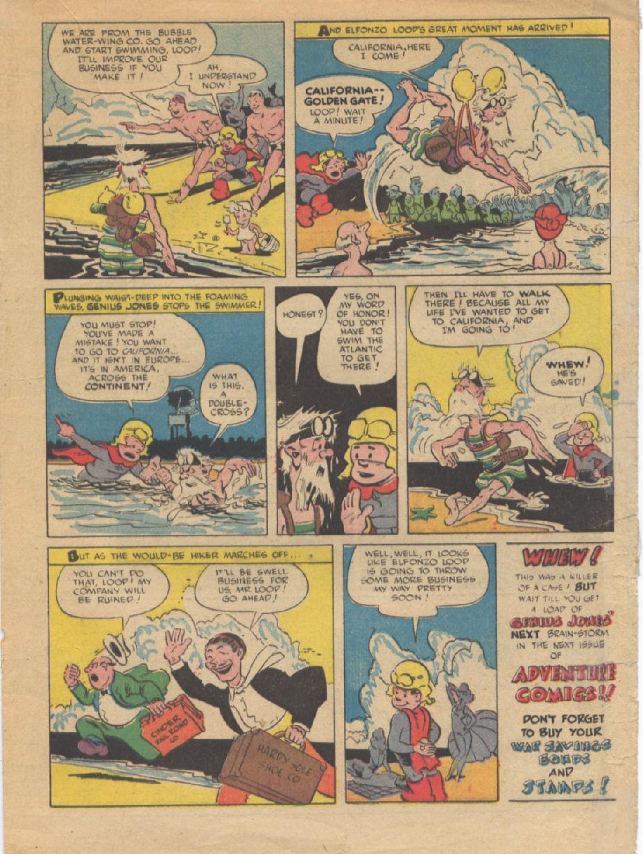 Read online Adventure Comics (1938) comic -  Issue #81 - 33