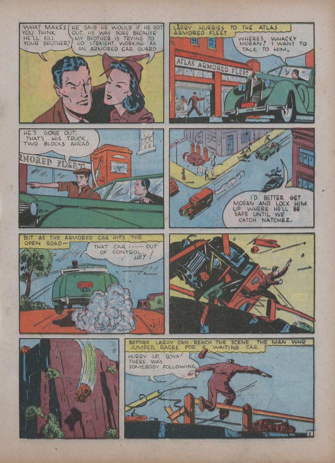 Read online Detective Comics (1937) comic -  Issue #48 - 25