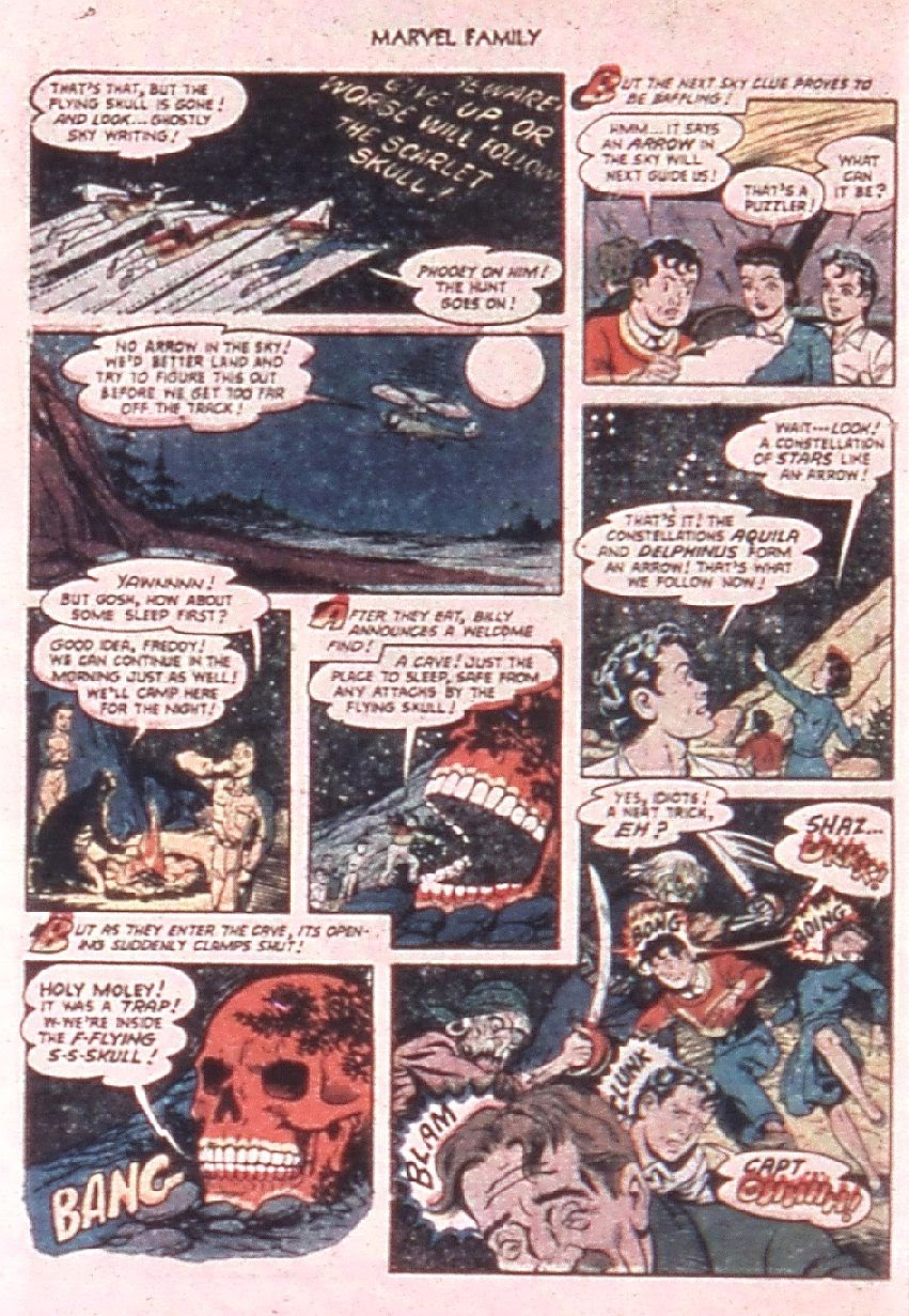 The Marvel Family issue 83 - Page 8