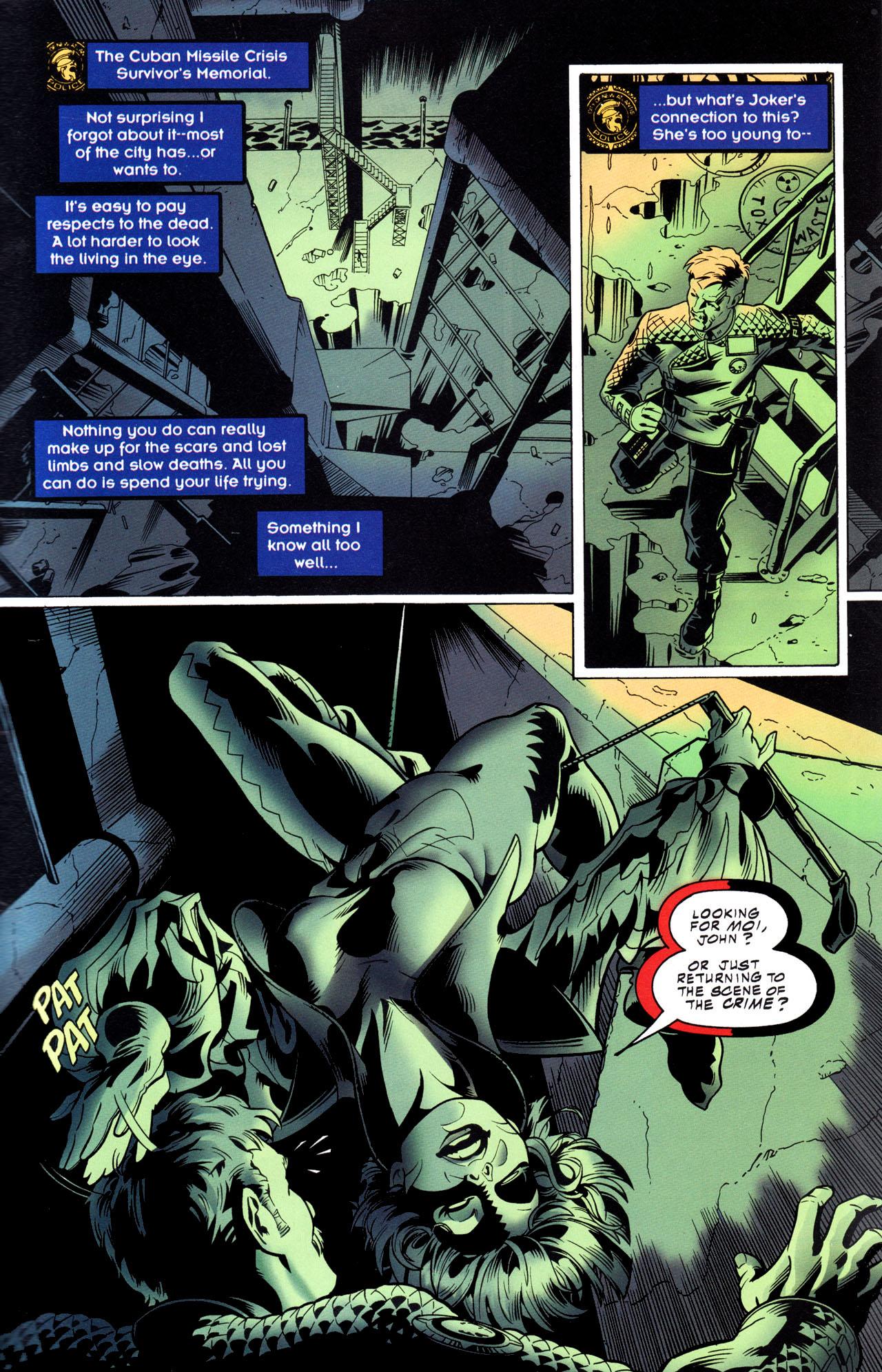 Read online Tangent Comics/ The Joker comic -  Issue # Full - 30