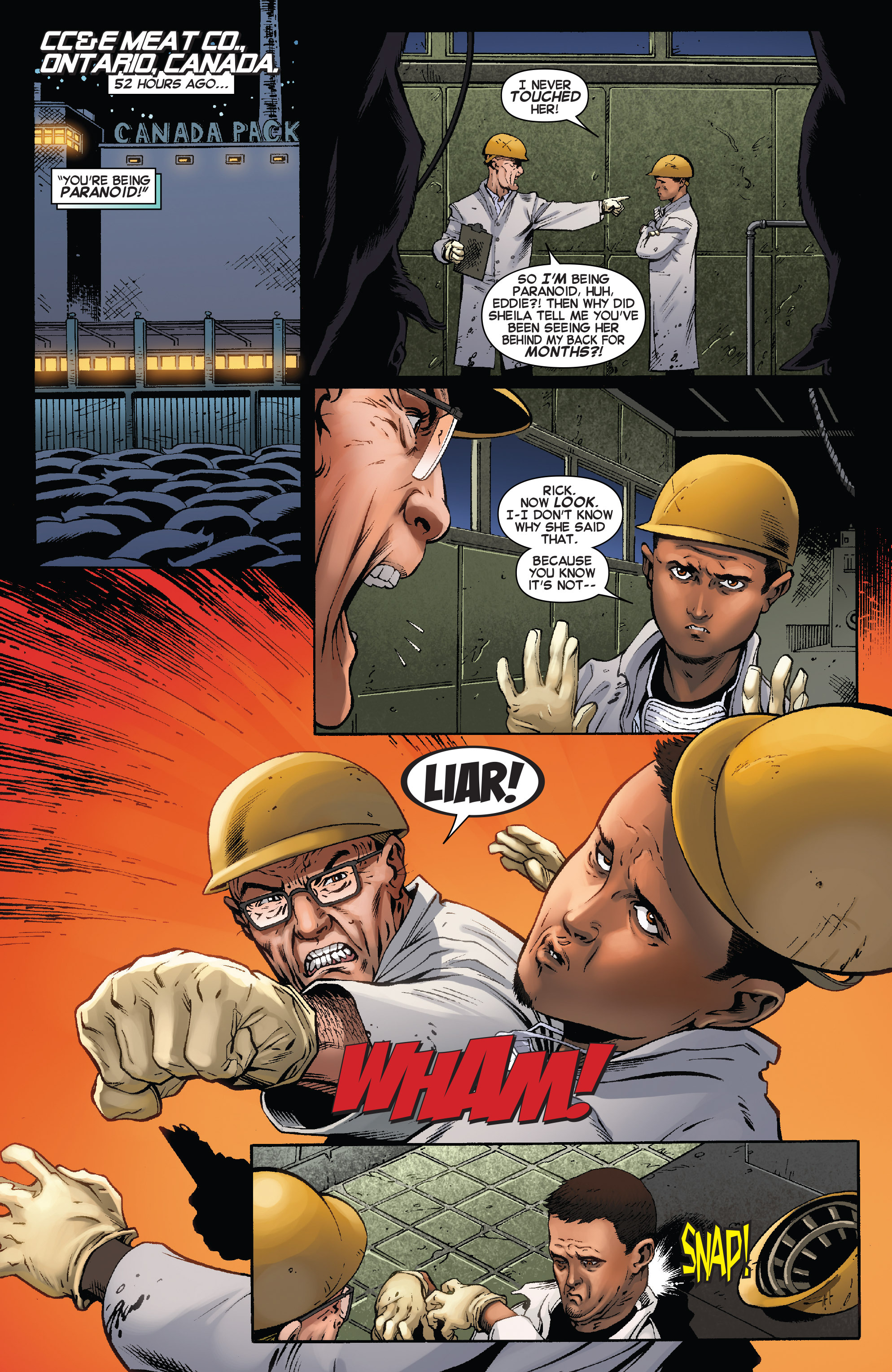 Read online Amazing X-Men (2014) comic -  Issue #8 - 3