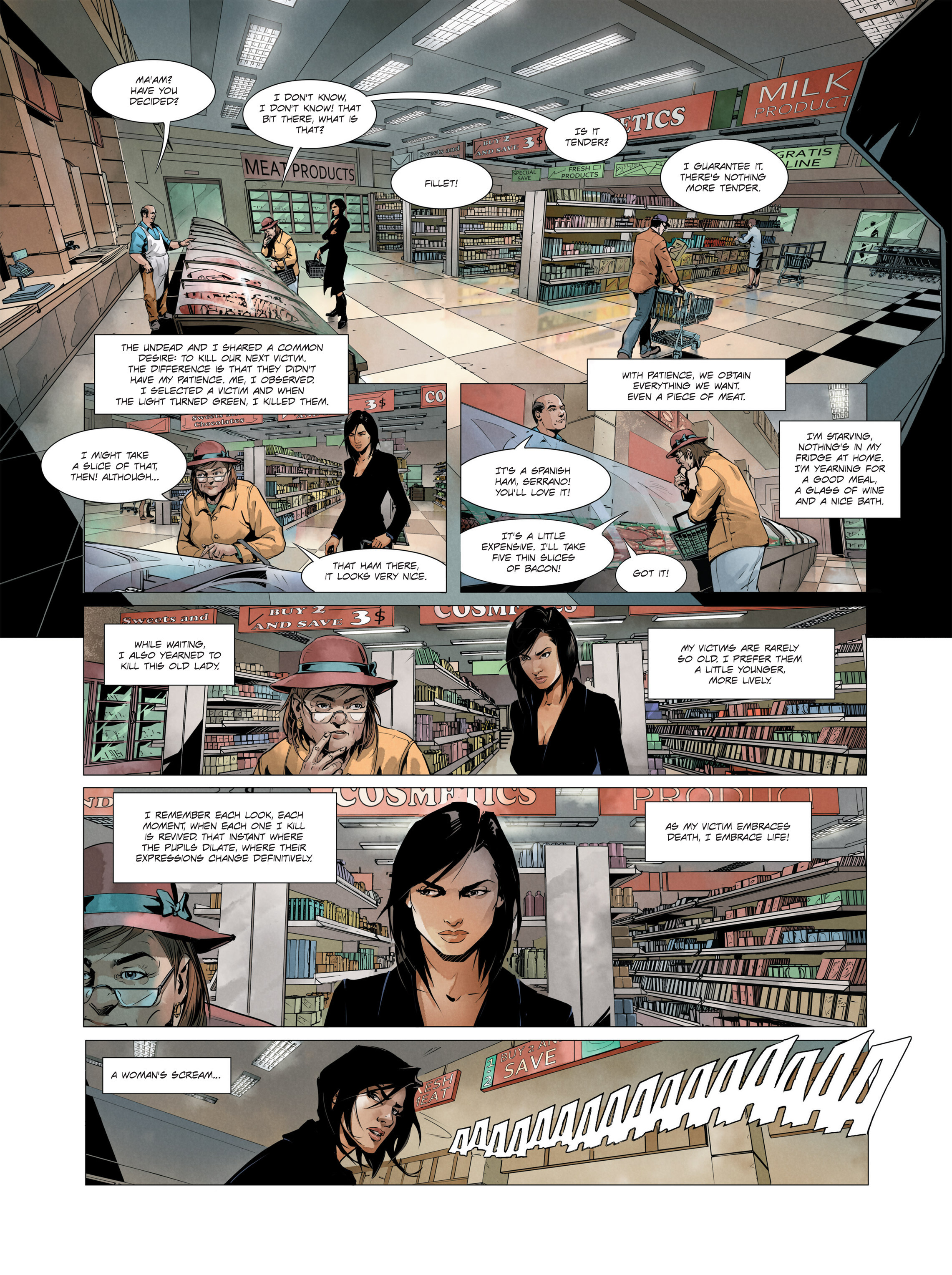 Read online Alice Matheson comic -  Issue #3 - 13