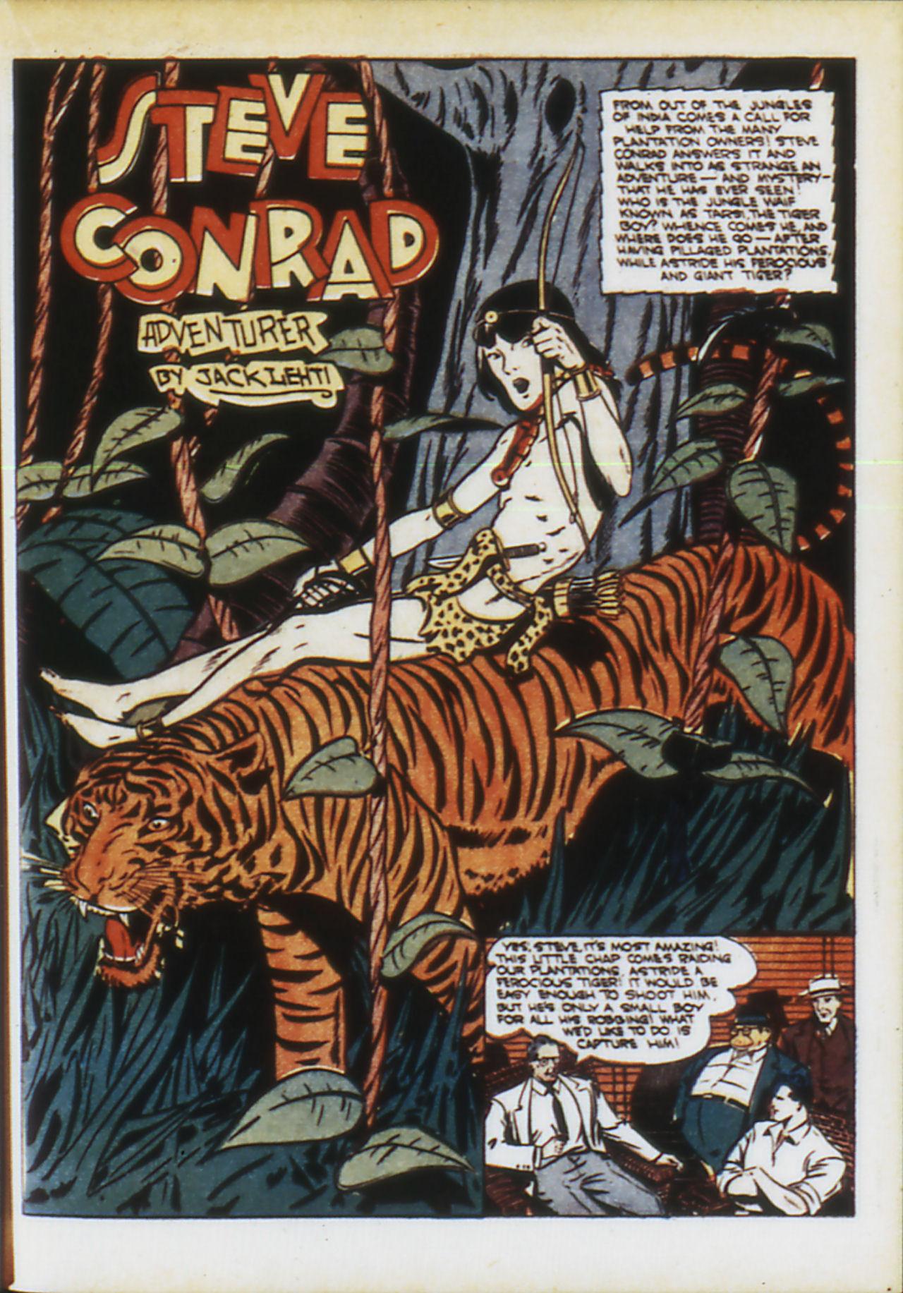 Read online Adventure Comics (1938) comic -  Issue #74 - 26