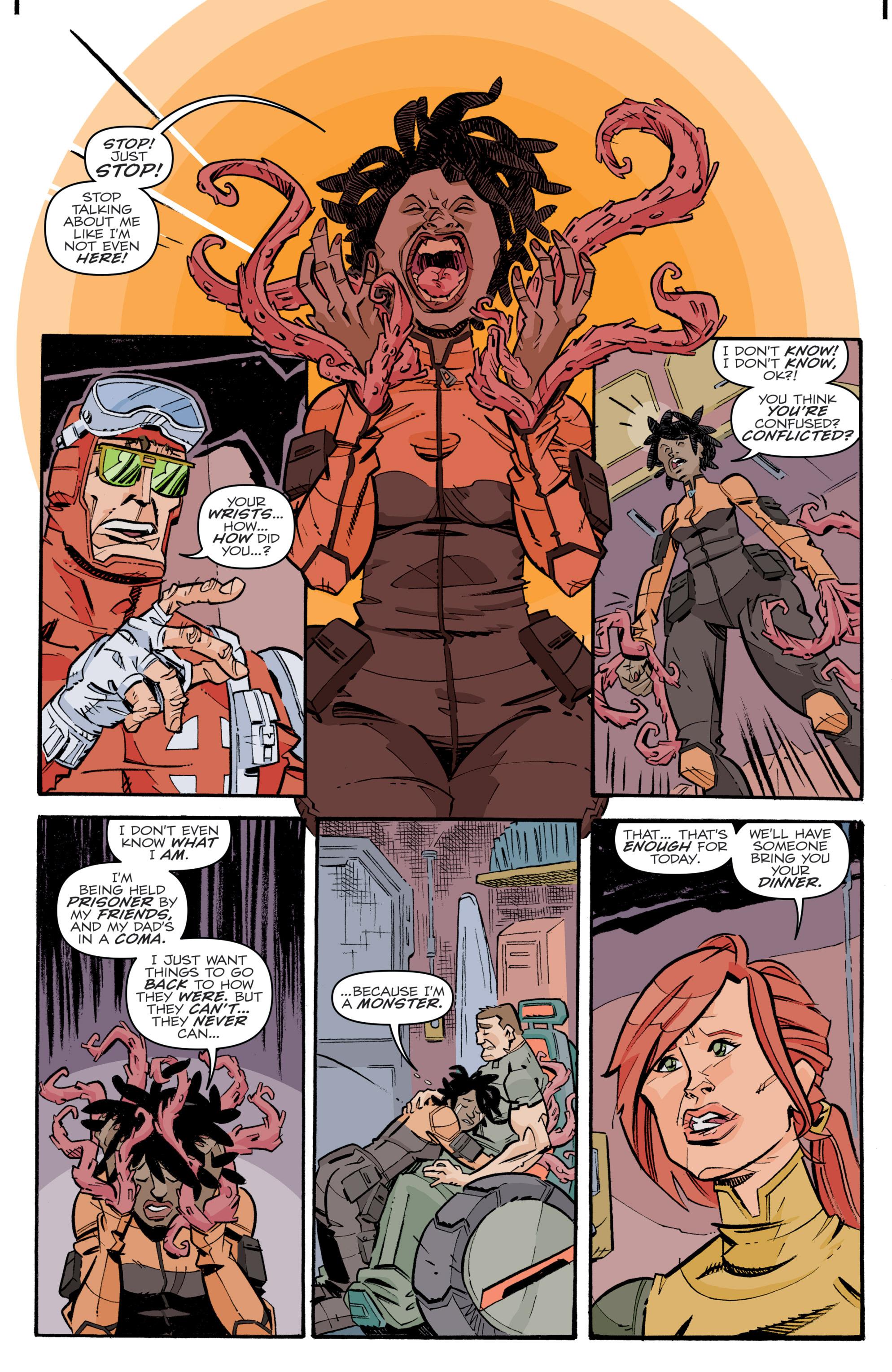 Read online G.I. Joe (2016) comic -  Issue #5 - 9