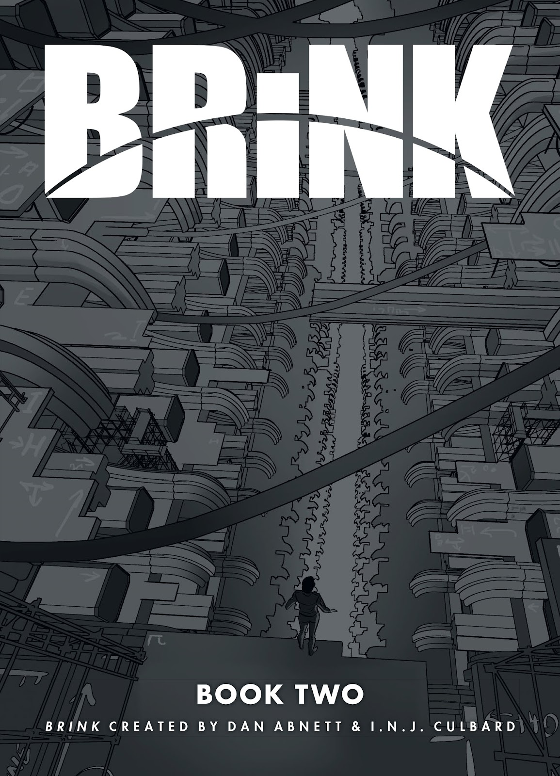 Read online Brink comic -  Issue # TPB 2 - 3