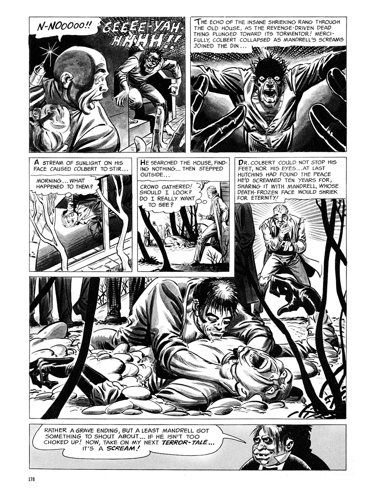 Read online Eerie Archives comic -  Issue # TPB 1 - 179
