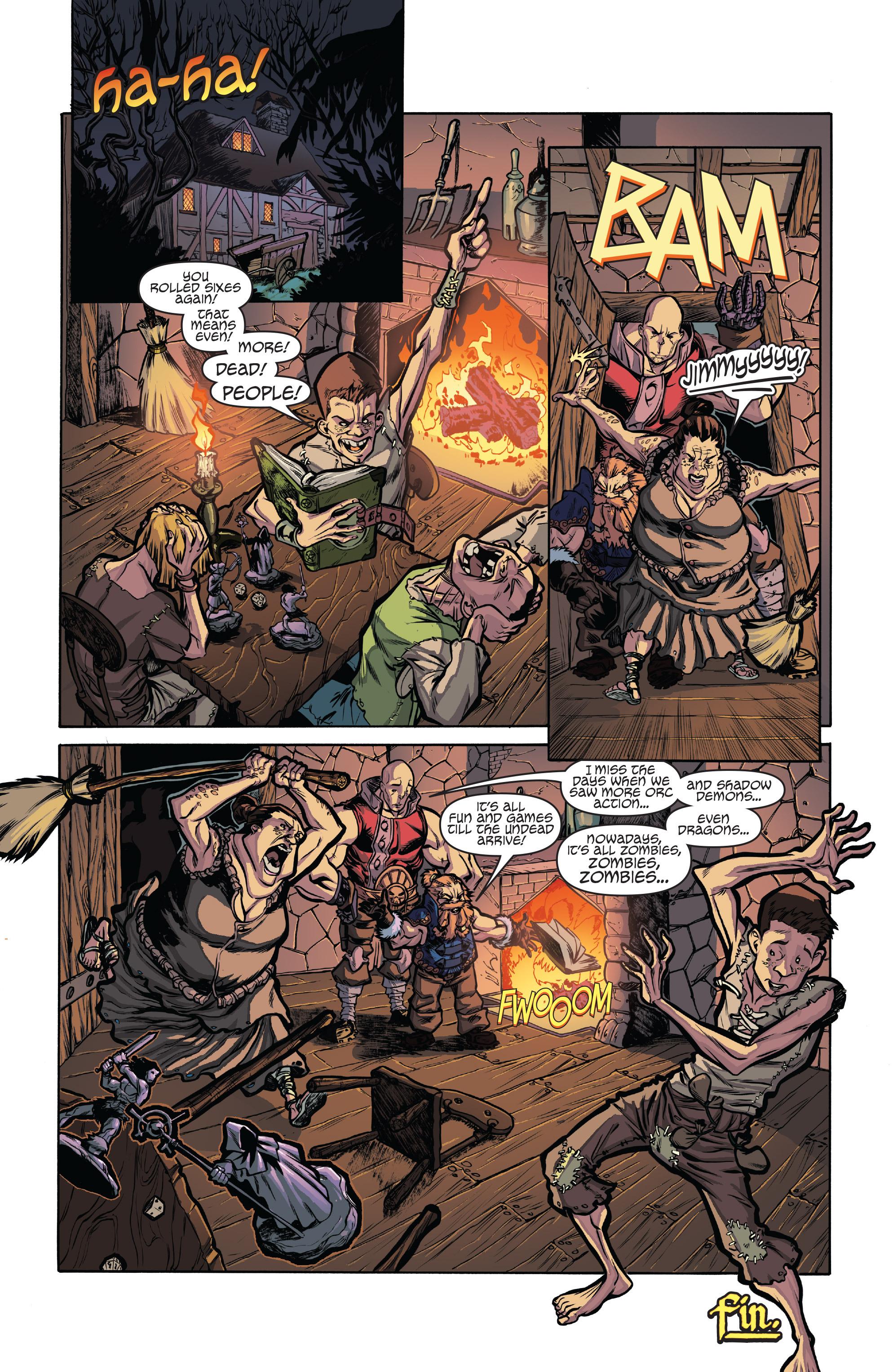 Read online Skullkickers comic -  Issue #18 - 26