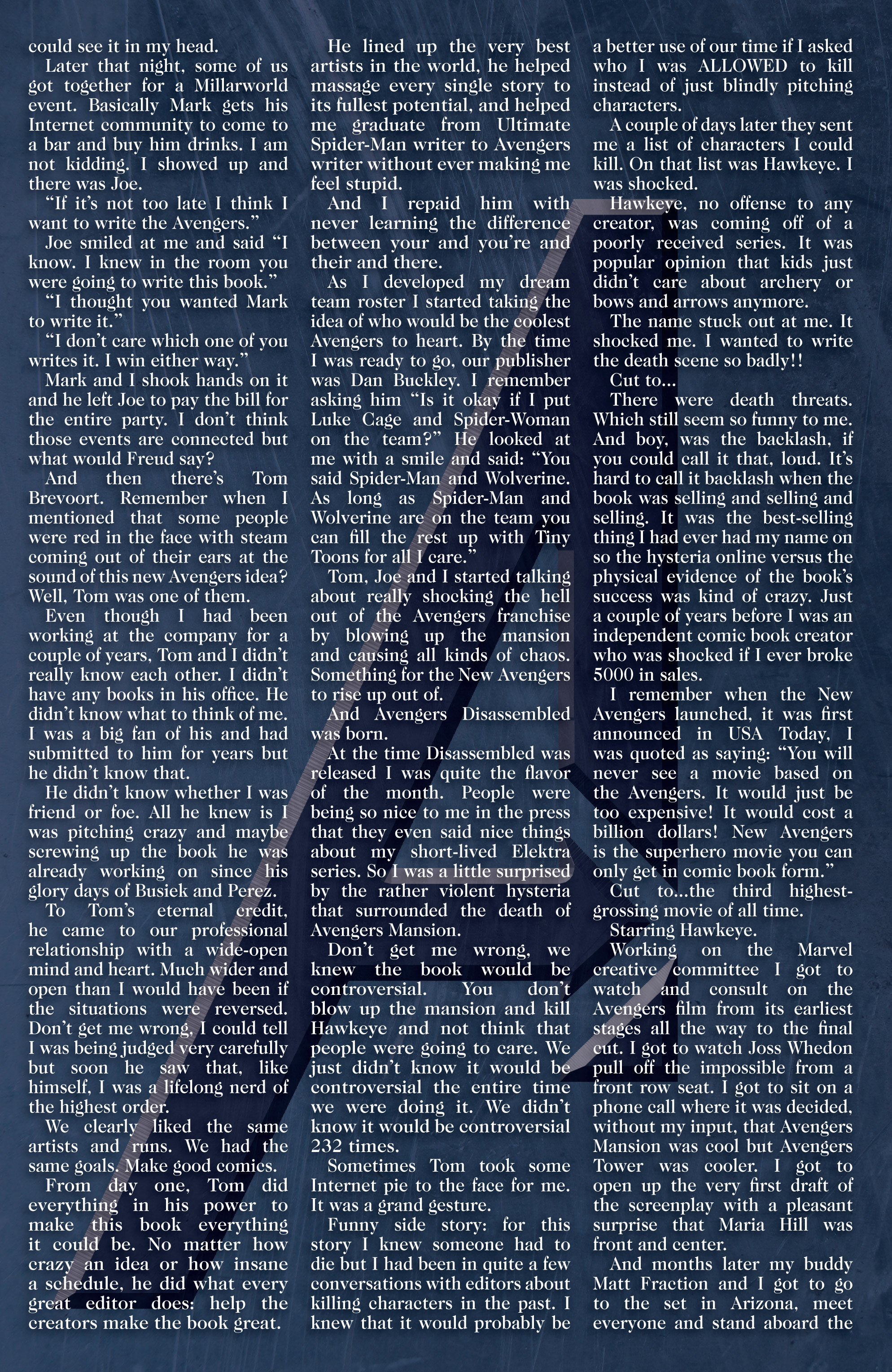 Read online Avengers (2010) comic -  Issue #34 - 32