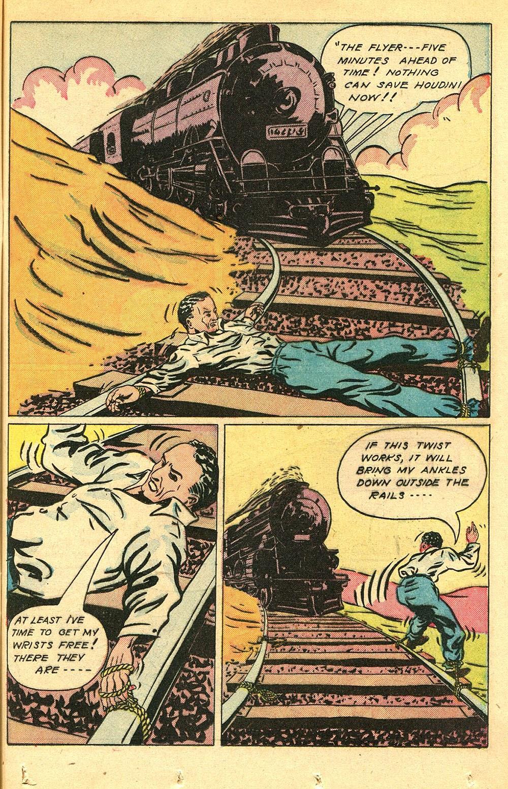 Read online Super-Magician Comics comic -  Issue #56 - 33