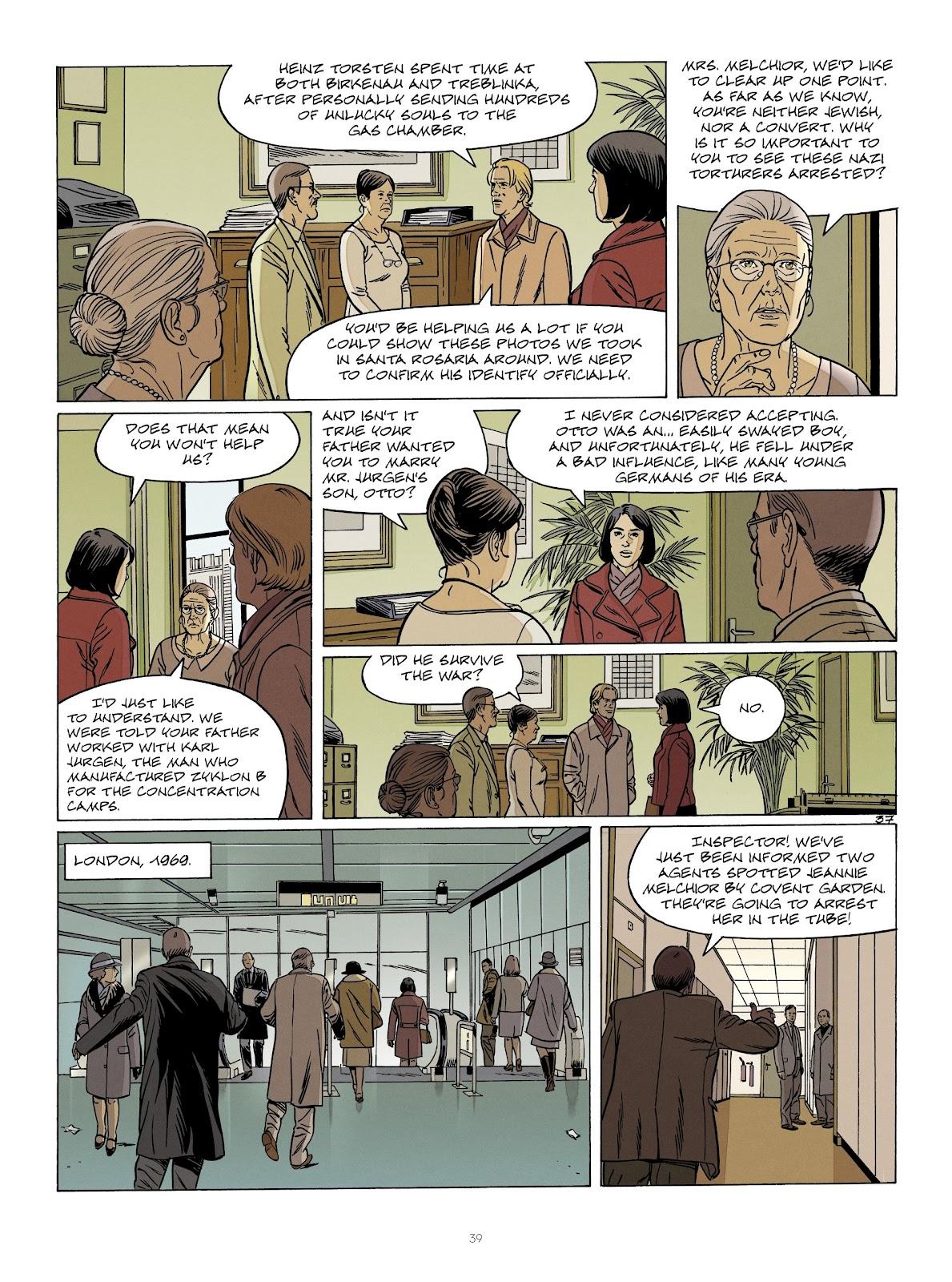 Read online Sherman comic -  Issue #7 - 39