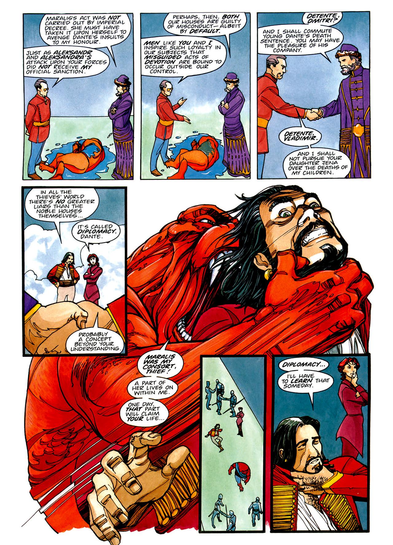 Read online Nikolai Dante comic -  Issue # TPB 1 - 64