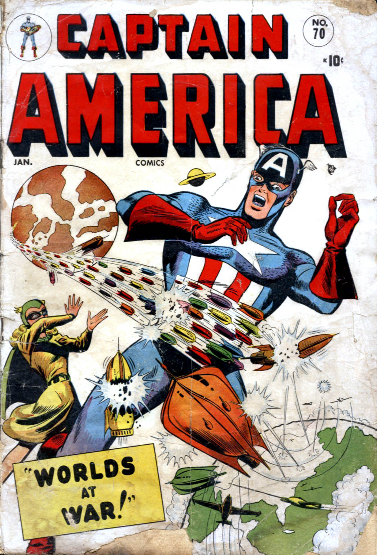Captain America Comics 70 Page 1