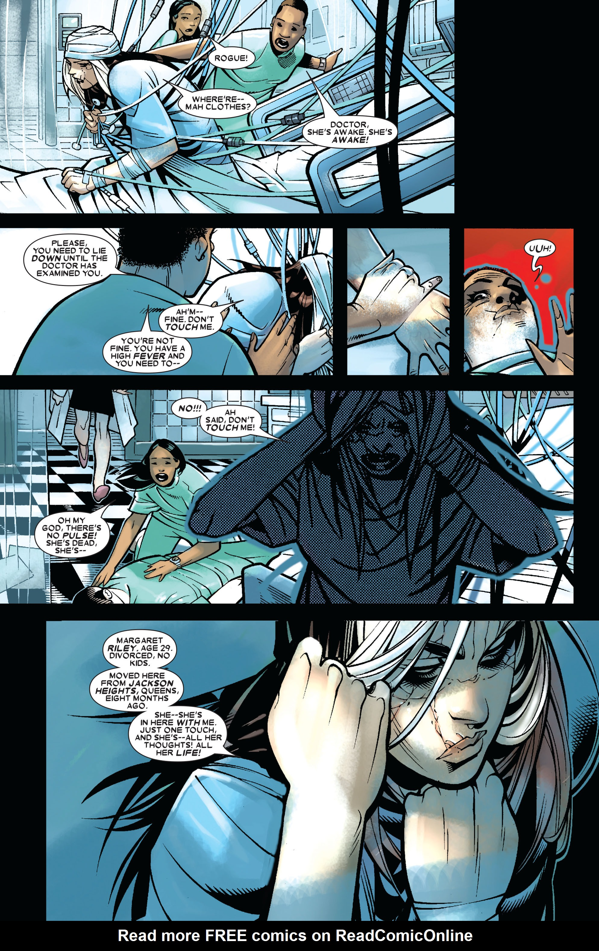 X-Men (1991) 199 Page 11