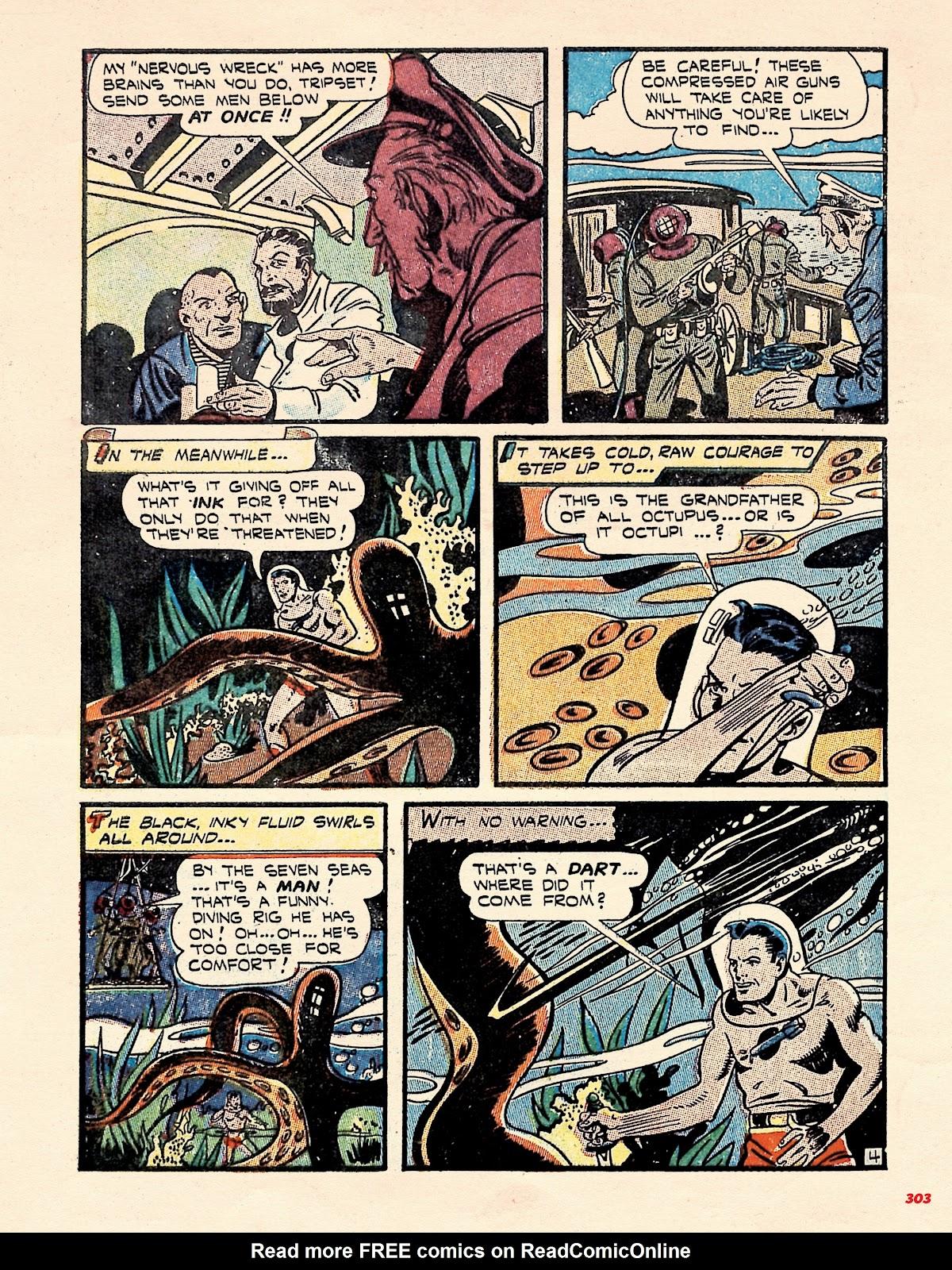 Read online Super Weird Heroes comic -  Issue # TPB 2 (Part 3) - 103