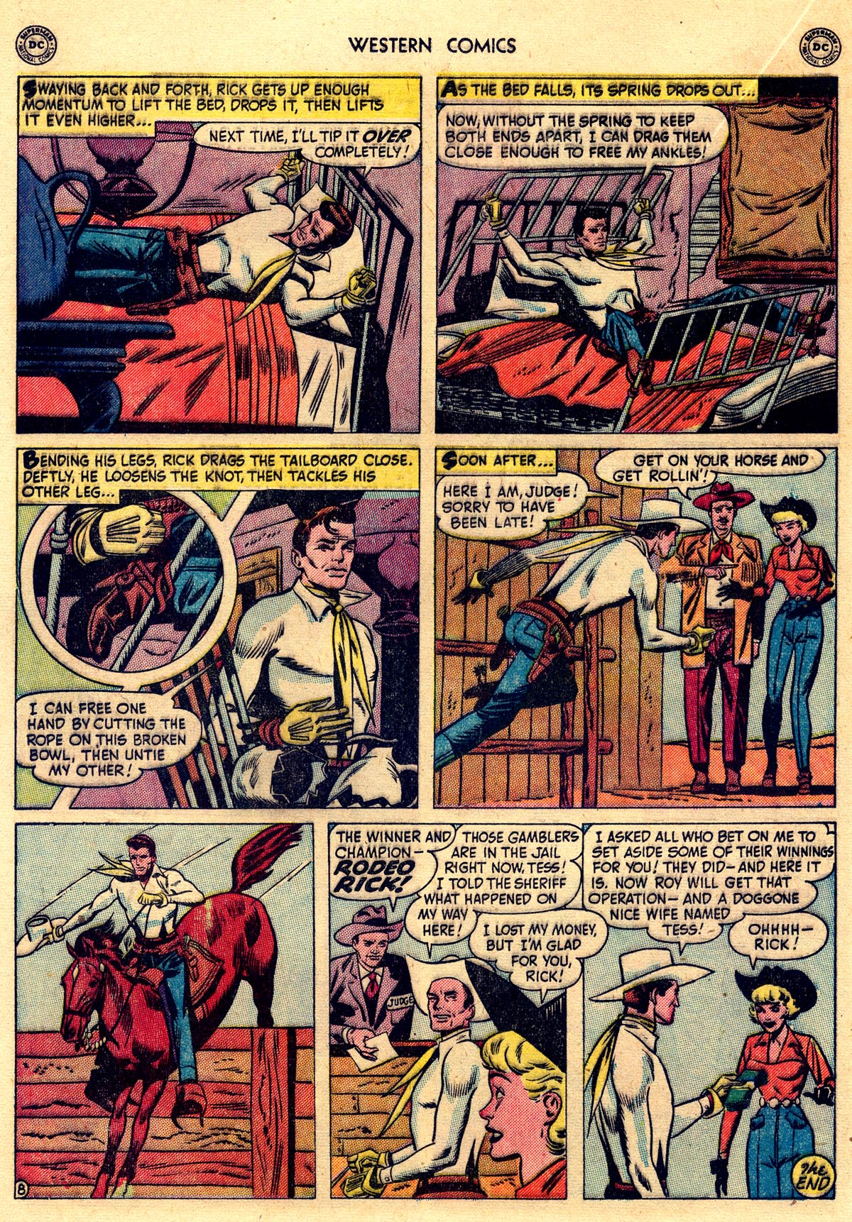 Western Comics issue 19 - Page 22