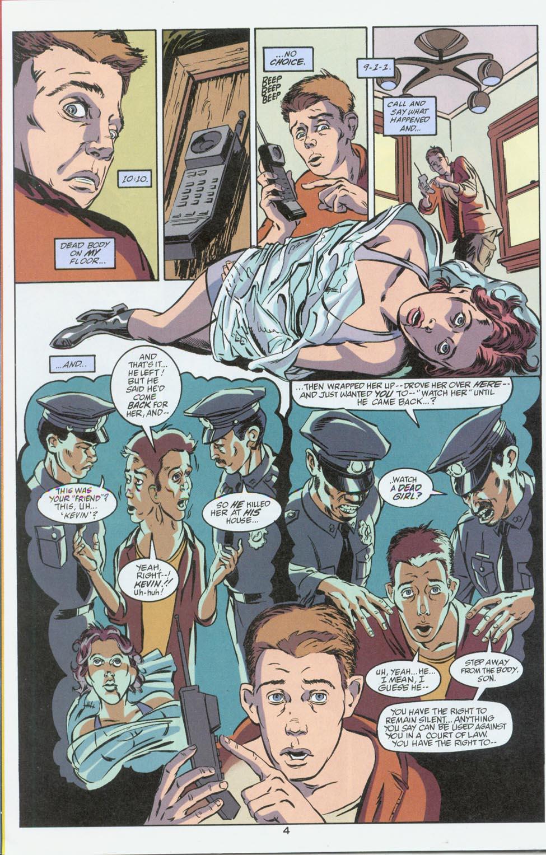 Read online Flinch comic -  Issue #9 - 19