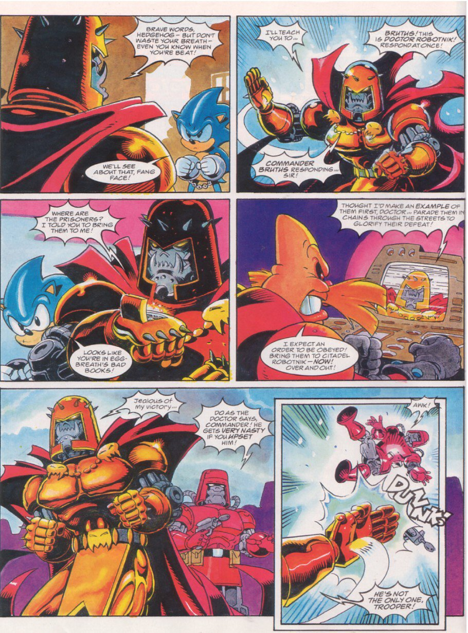 Read online Sonic the Comic comic -  Issue #65 - 4