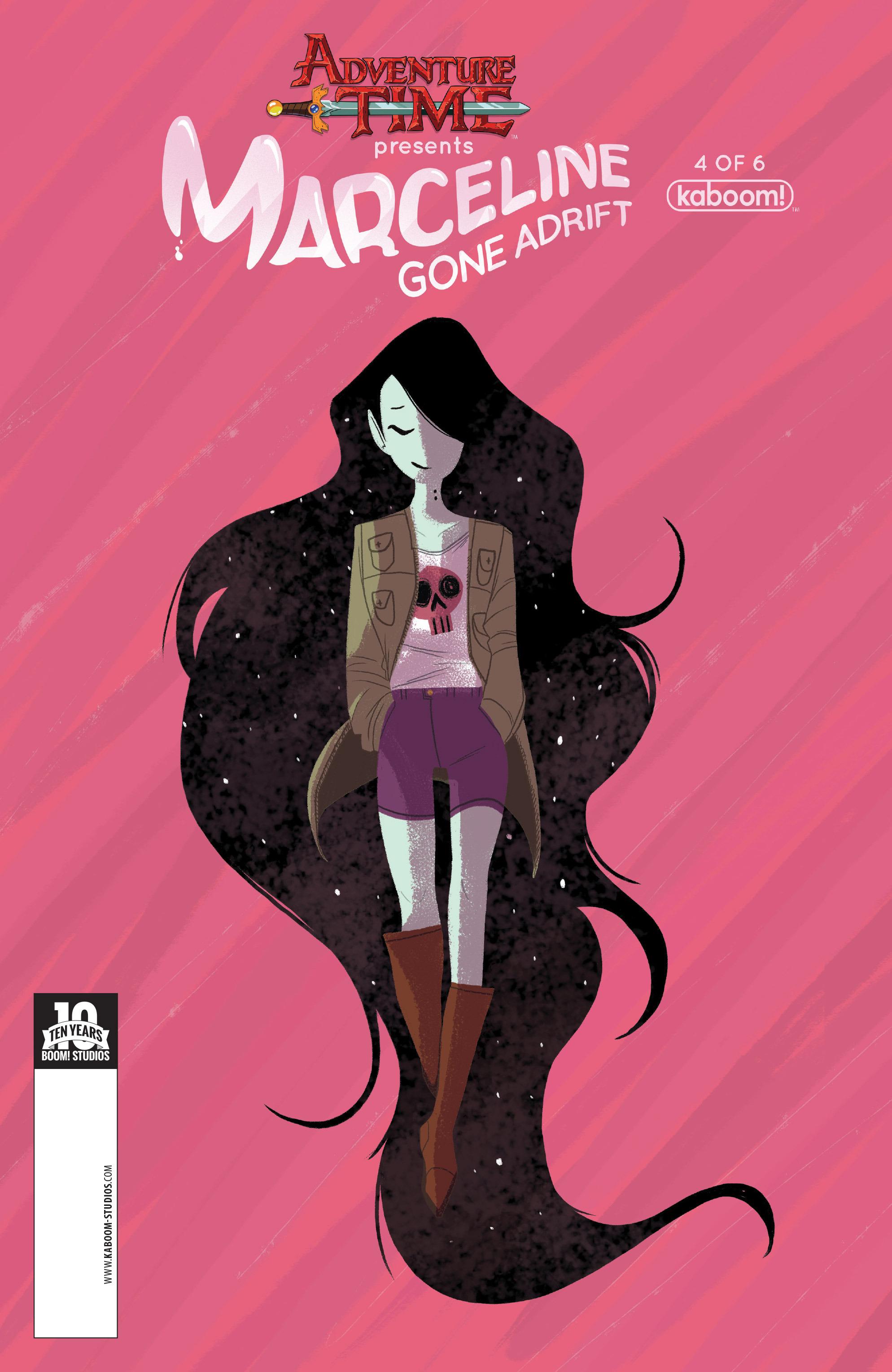Read online Adventure Time: Marceline Gone Adrift comic -  Issue #4 - 1
