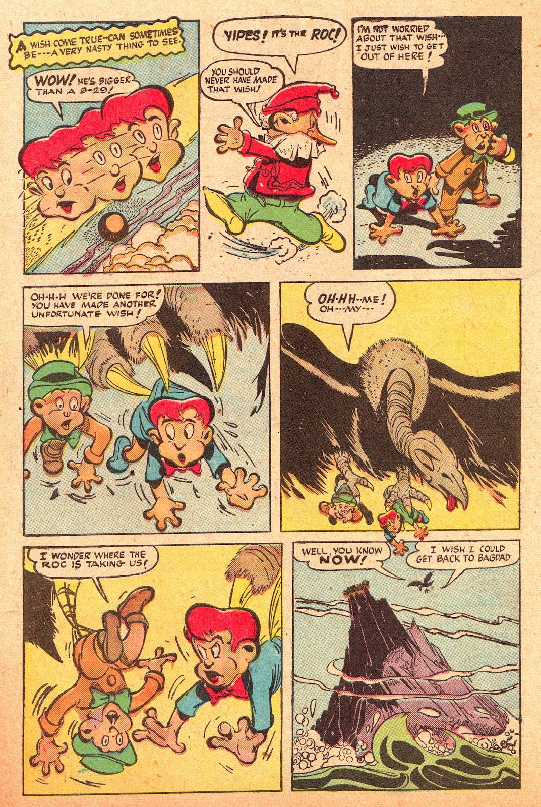Jingle Jangle Comics issue 21 - Page 6