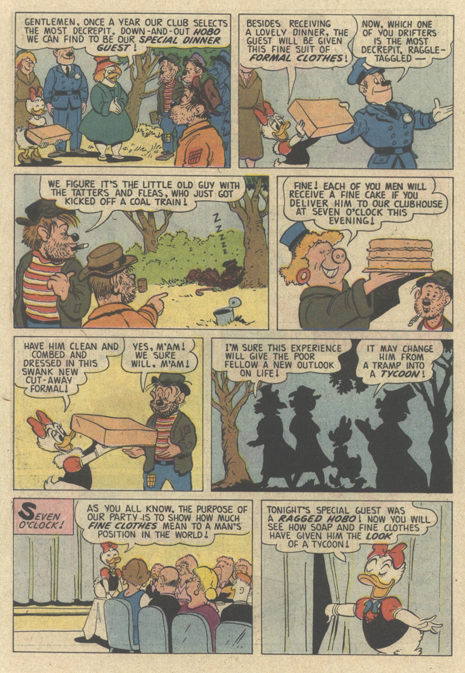 Read online Uncle Scrooge (1953) comic -  Issue #229 - 23
