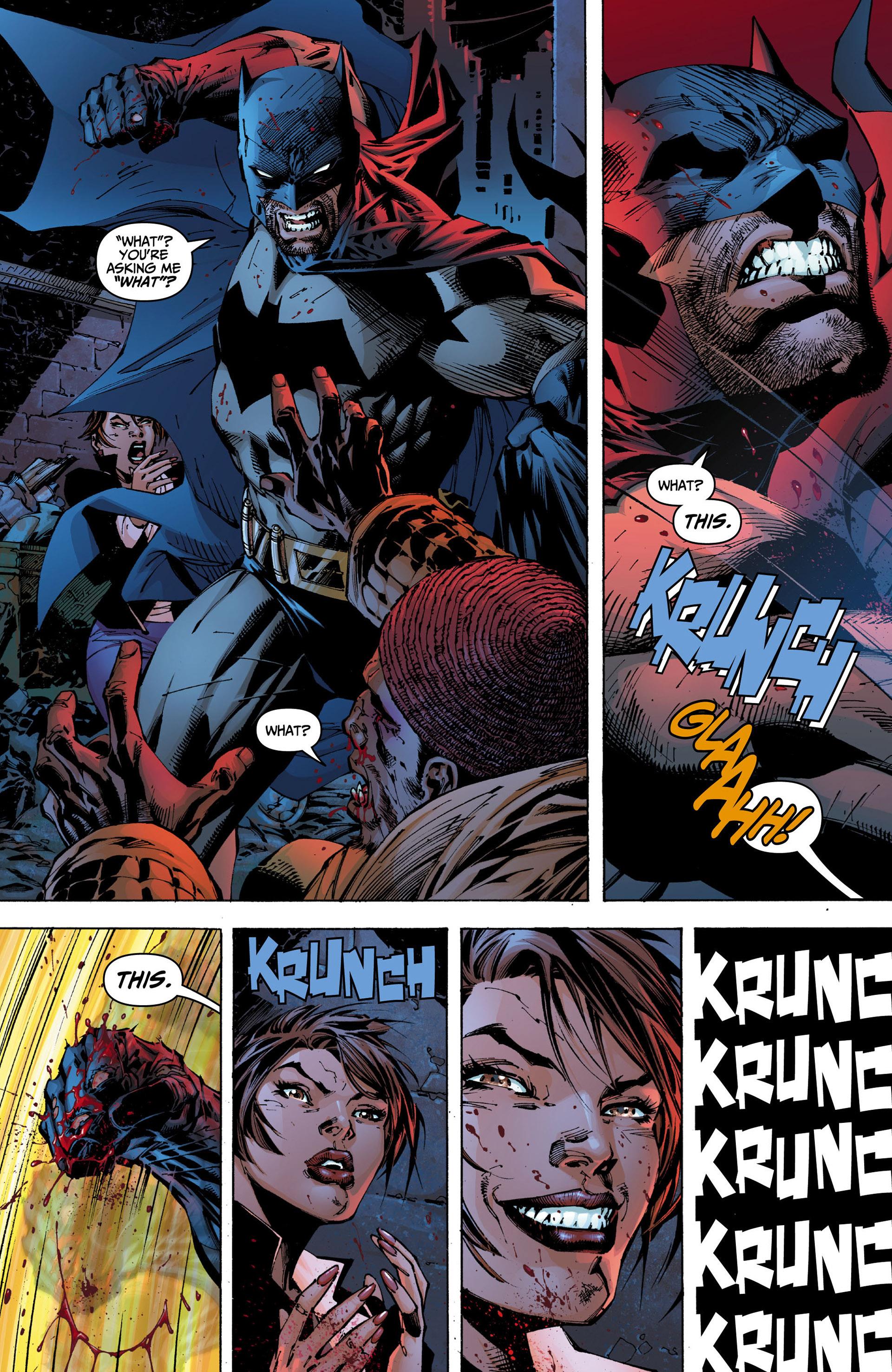 Read online All Star Batman & Robin, The Boy Wonder comic -  Issue #5 - 14