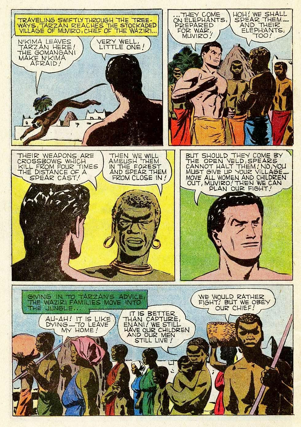 Tarzan (1948) issue 122 - Page 8