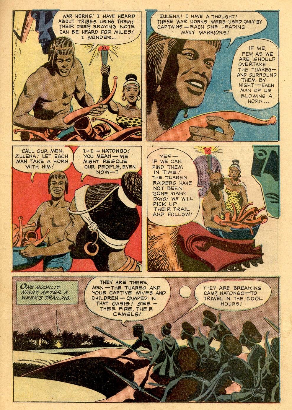 Tarzan (1948) issue 119 - Page 25
