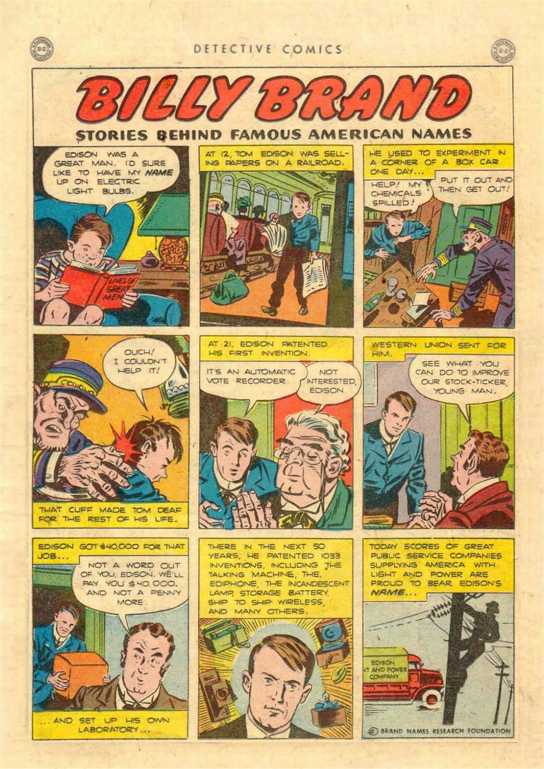 Read online Detective Comics (1937) comic -  Issue #97 - 38