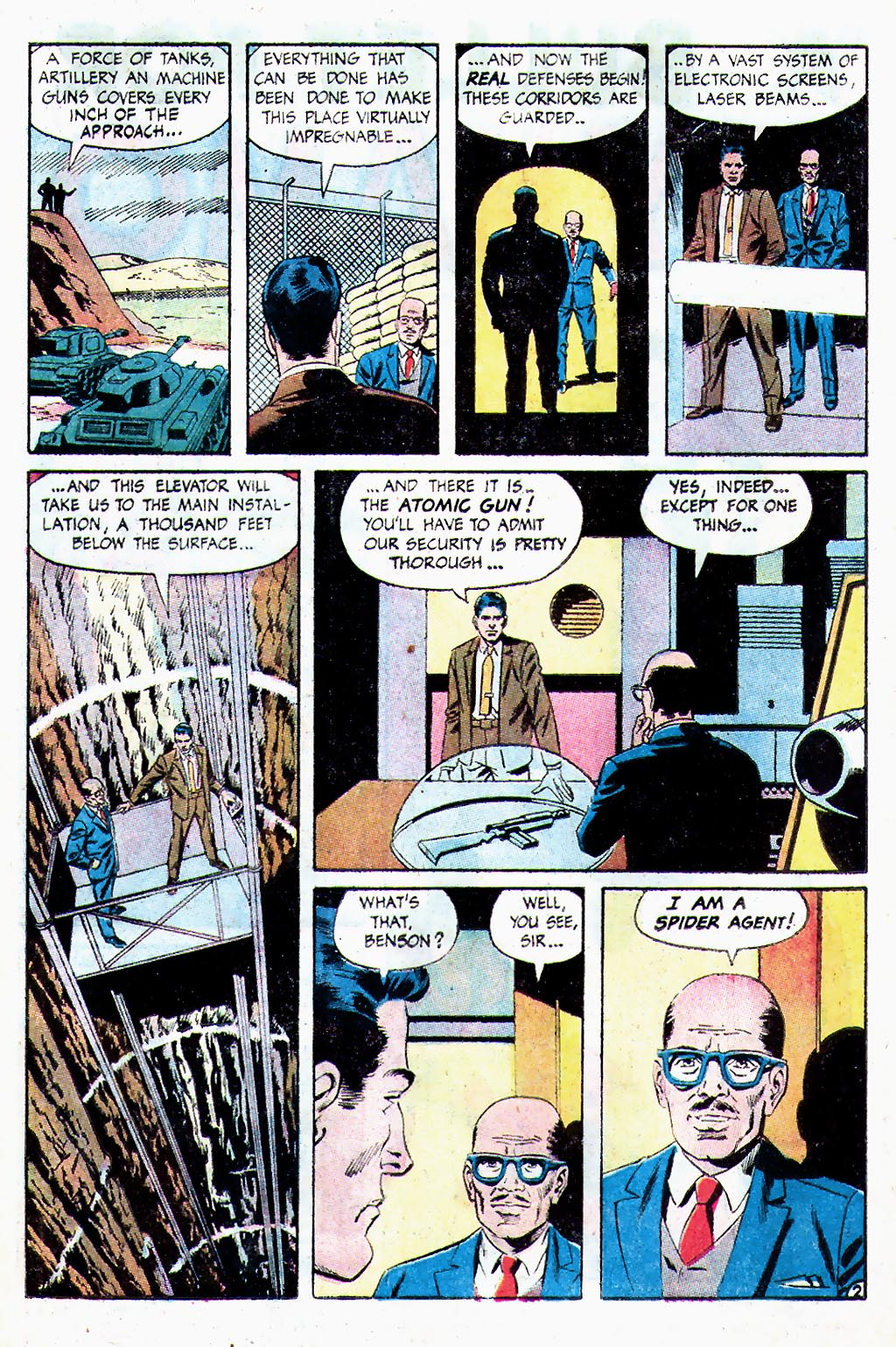 T.H.U.N.D.E.R. Agents (1965) issue 13 - Page 3