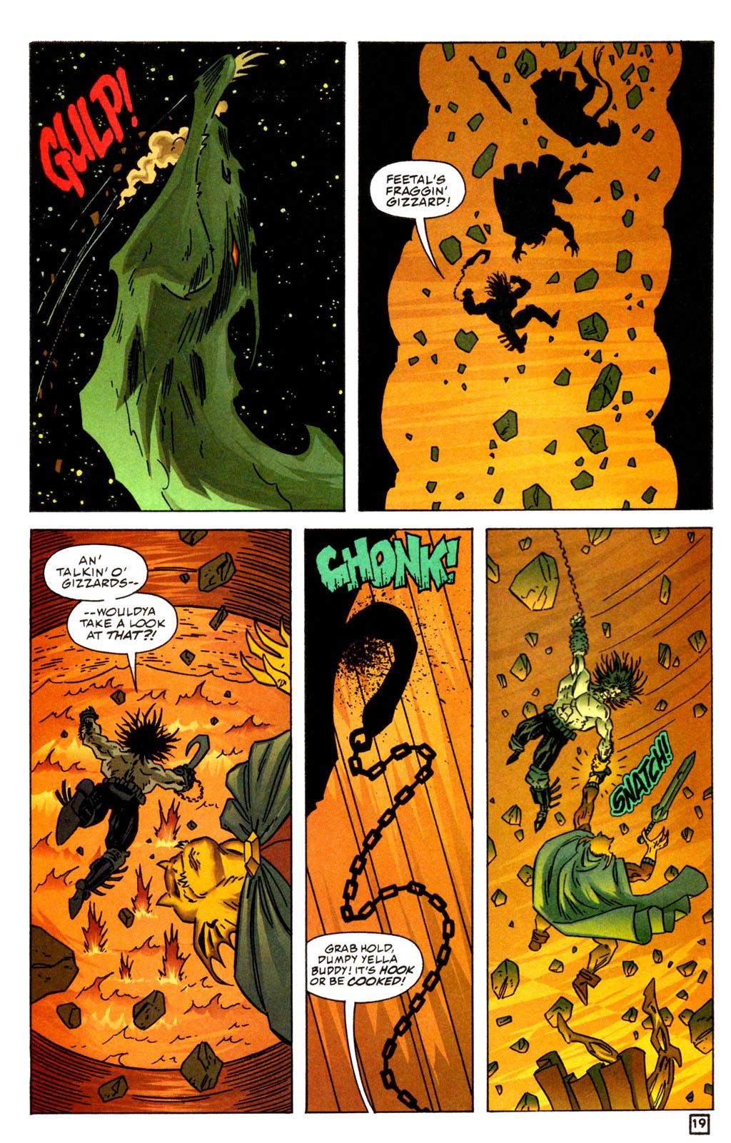 Read online Lobo/Demon: Hellowe'en comic -  Issue # Full - 20