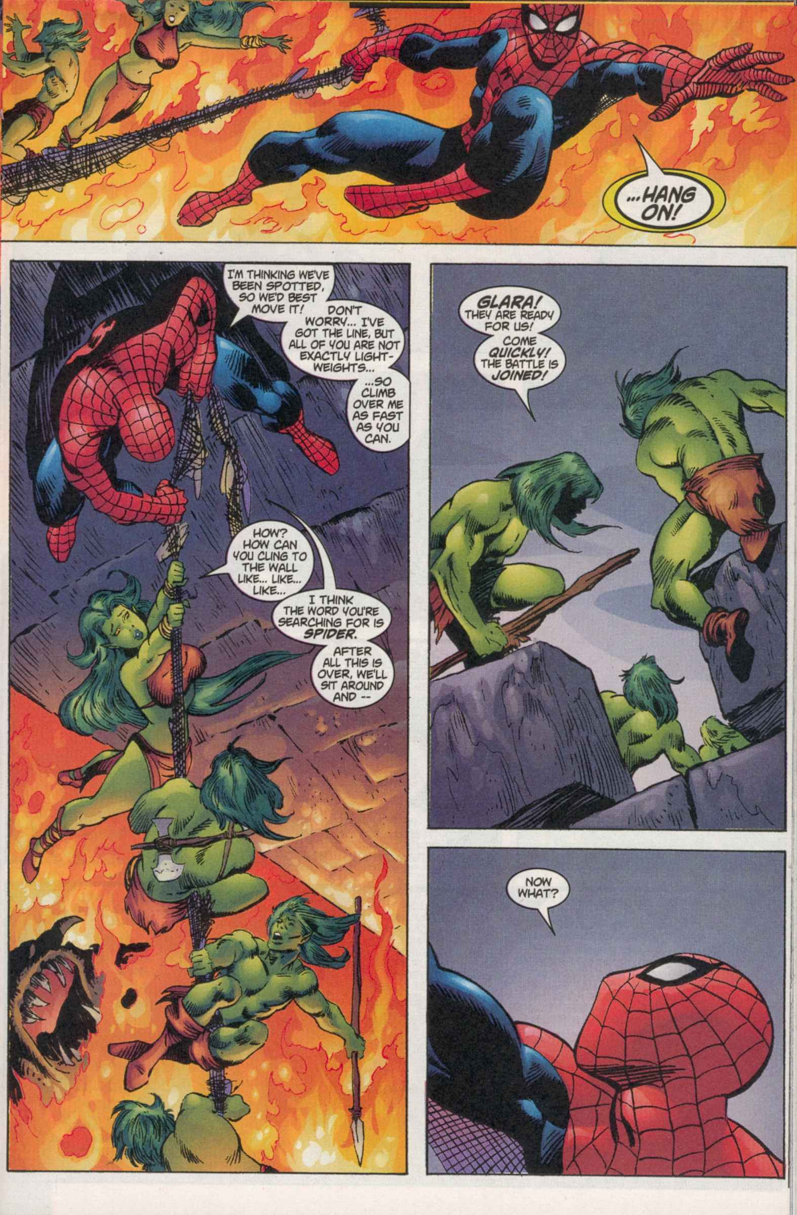 The Amazing Spider-Man (1999) _Annual_1 Page 16