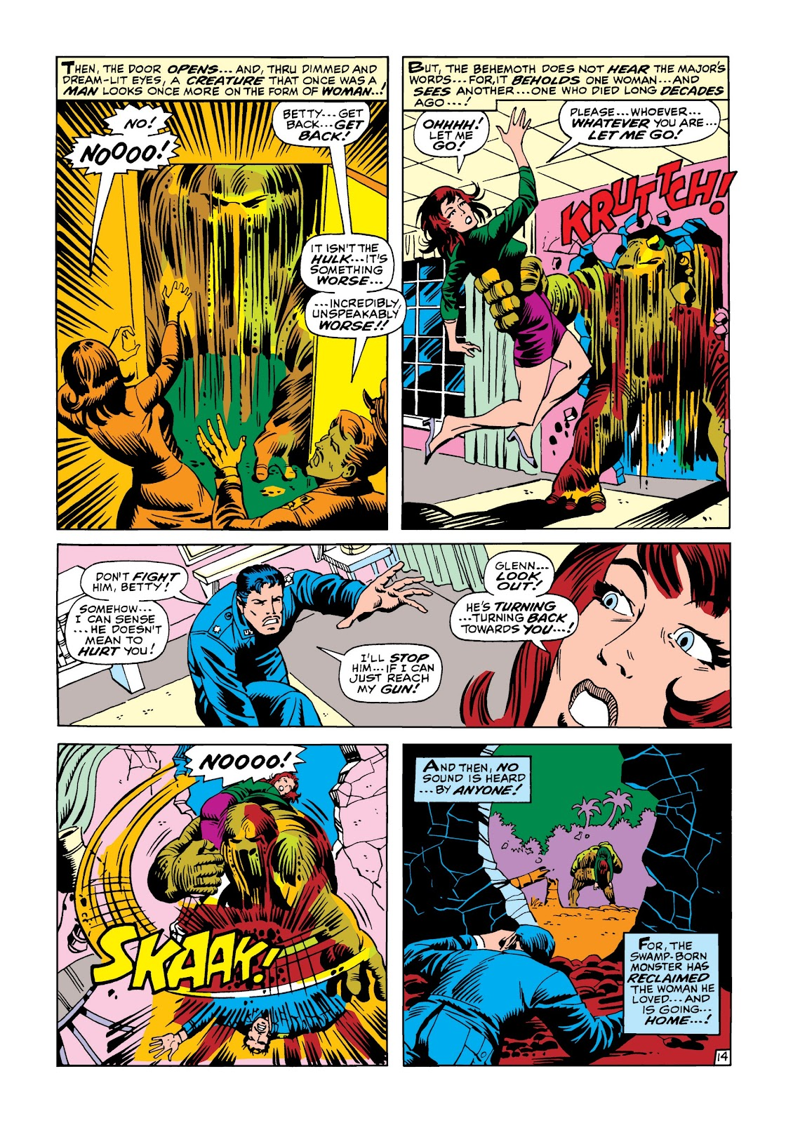 Read online Marvel Masterworks: The Incredible Hulk comic -  Issue # TPB 5 (Part 3) - 30