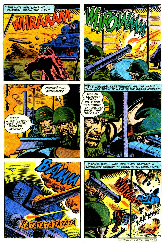 Read online Sgt. Rock comic -  Issue #317 - 15