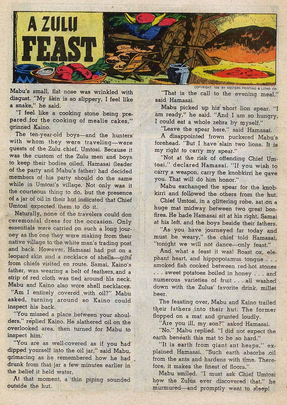Tarzan (1948) issue 101 - Page 18