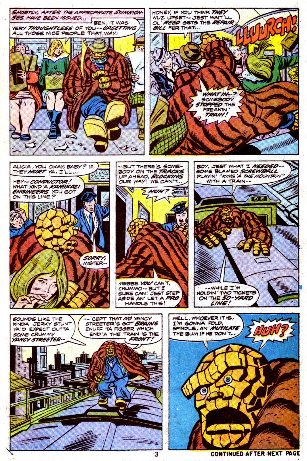 Giant-Size Fantastic Four issue 4 - Page 5