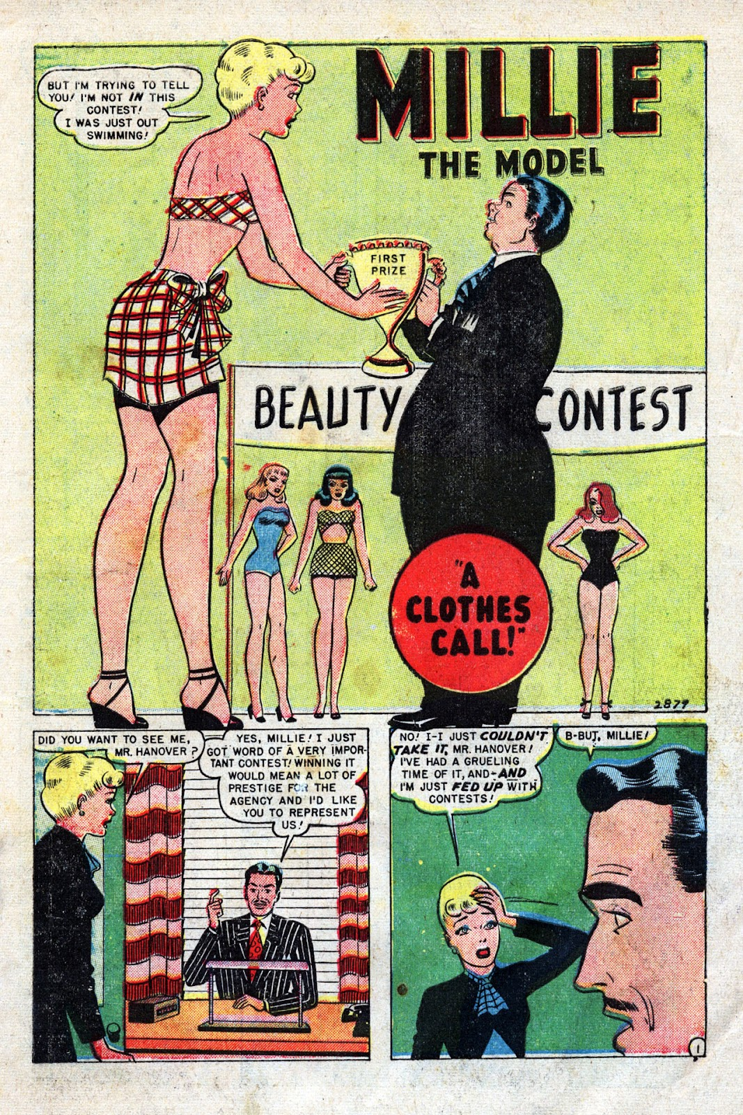 Read online Joker Comics comic -  Issue #33 - 3